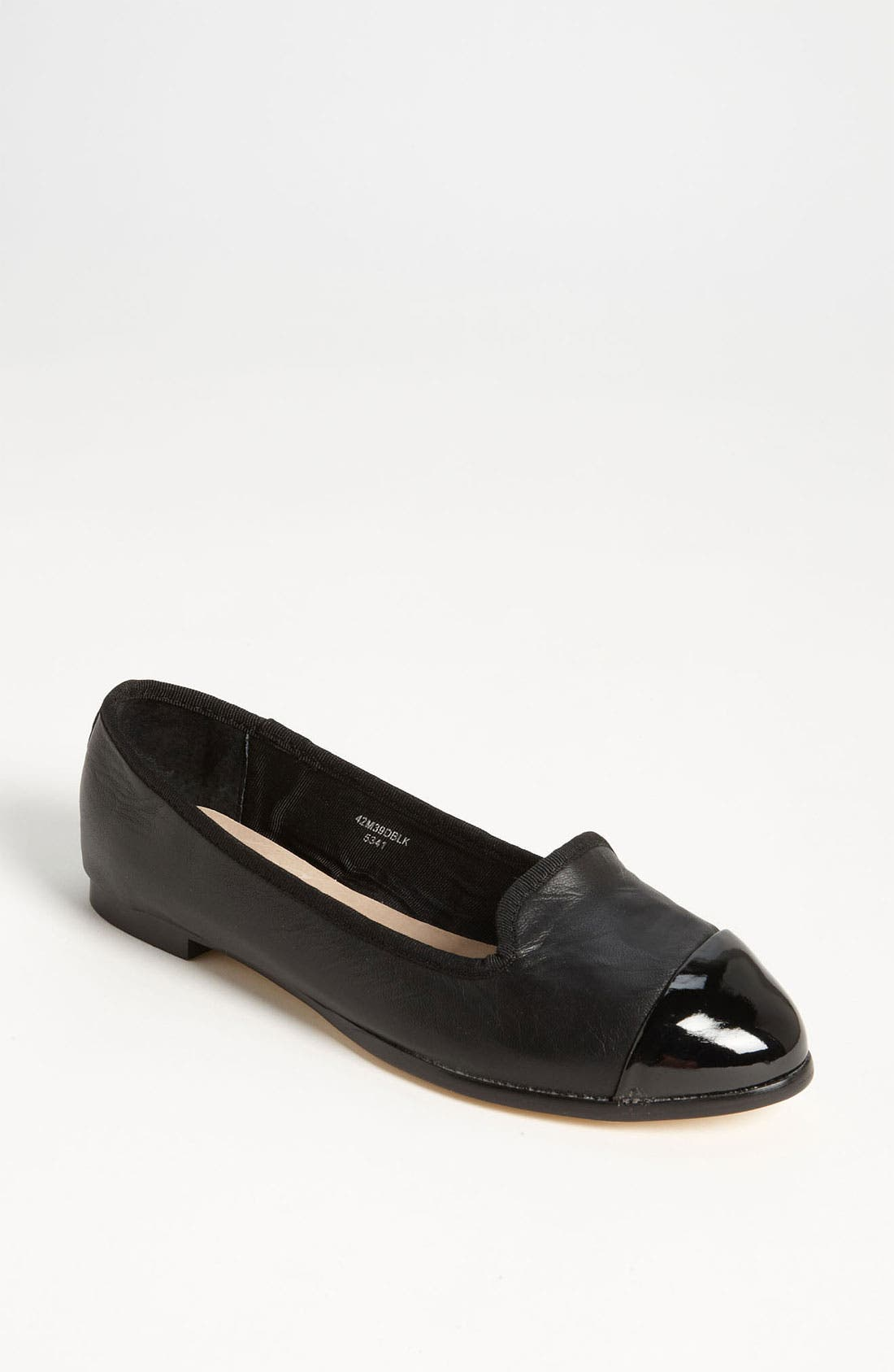 Alternate Image 1 Selected - Topshop 'Mill' Flat