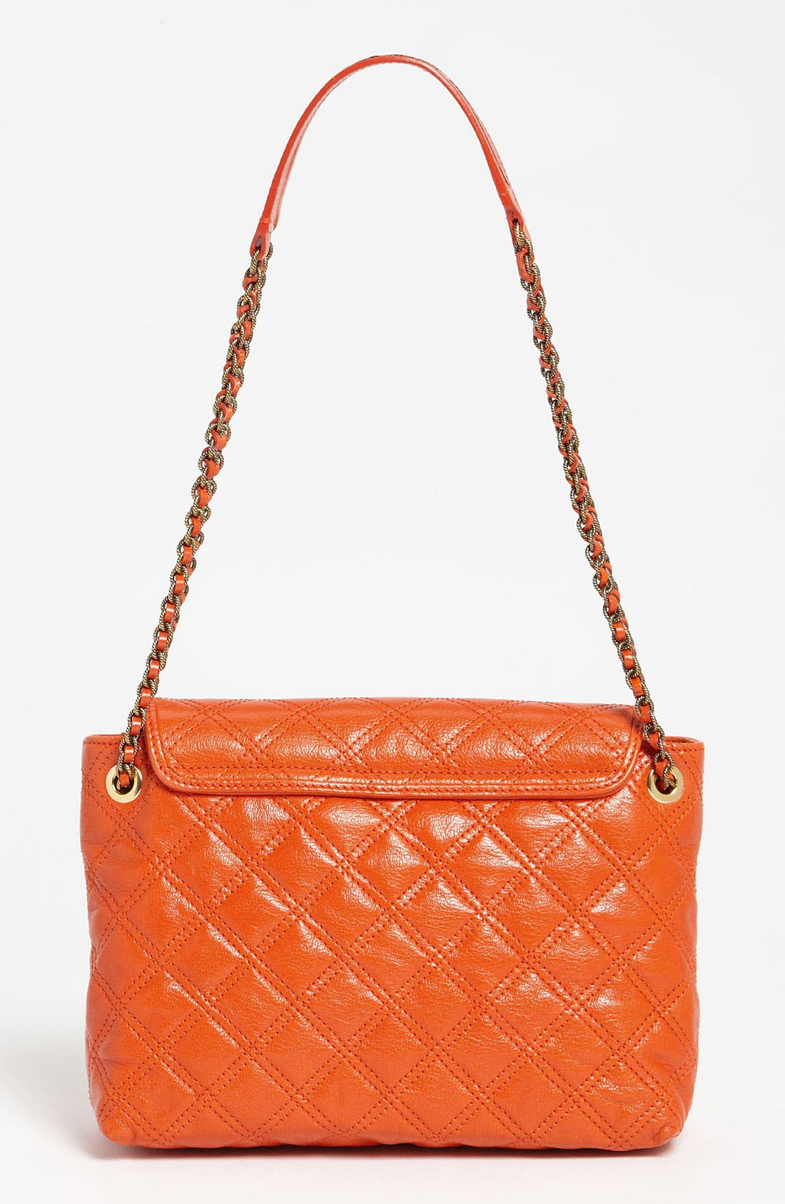 Alternate Image 4  - MARC JACOBS 'Large Baroque Single' Leather Shoulder Bag