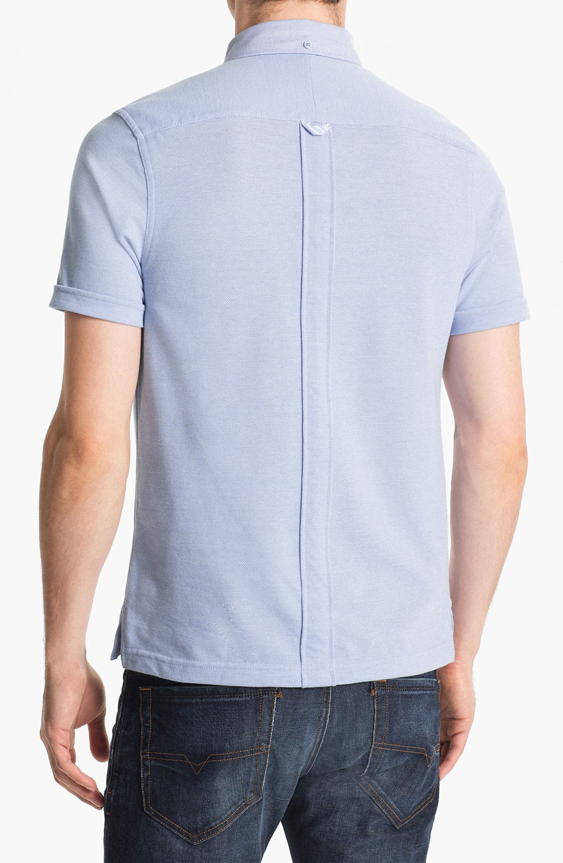 Alternate Image 2  - Fred Perry Slim Fit Polo