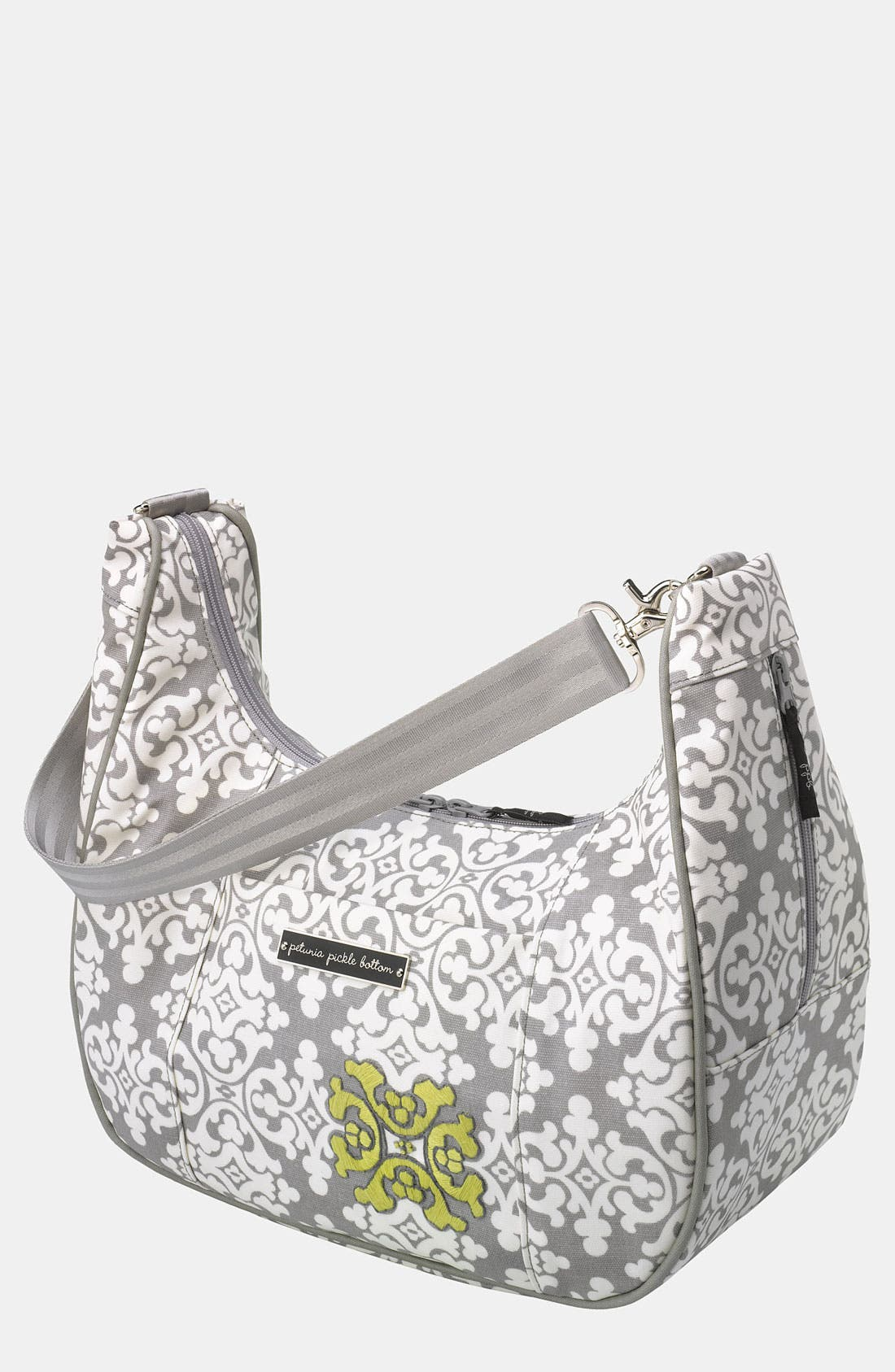 Alternate Image 1 Selected - Petunia Pickle Bottom 'Touring Tote' Chenille Diaper Bag
