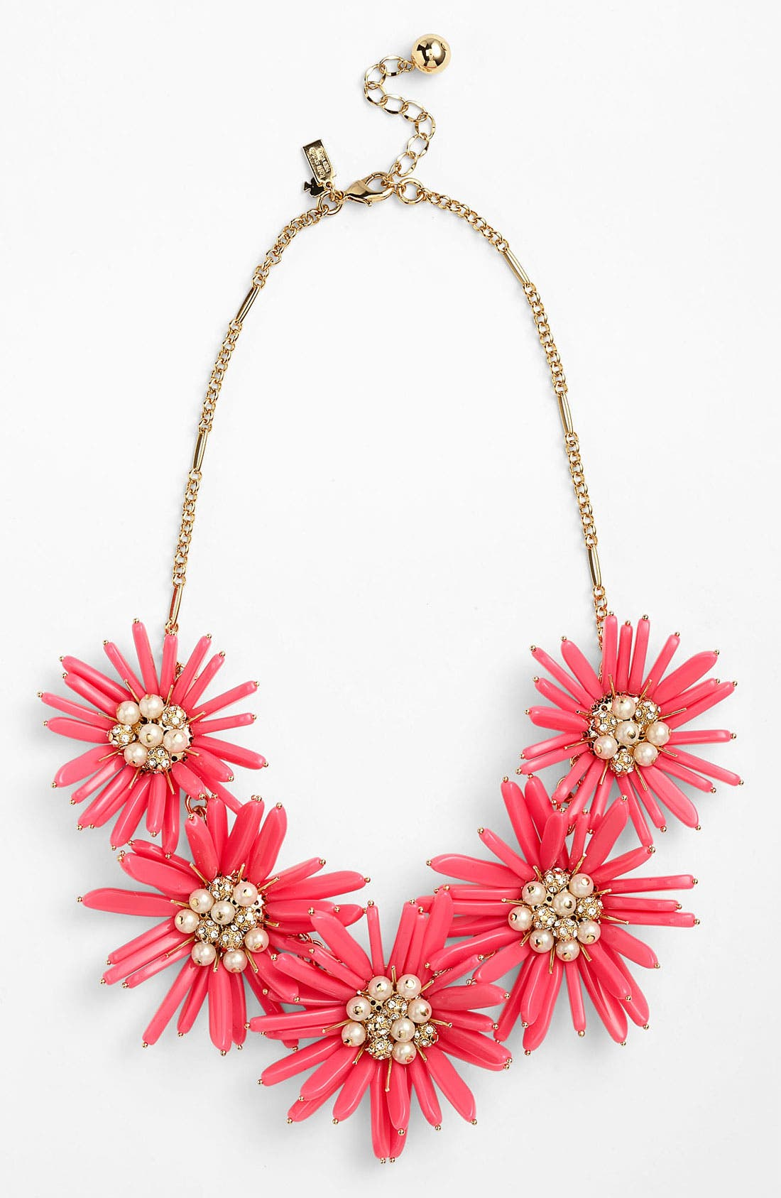 Main Image - kate spade new york 'field day' bib necklace