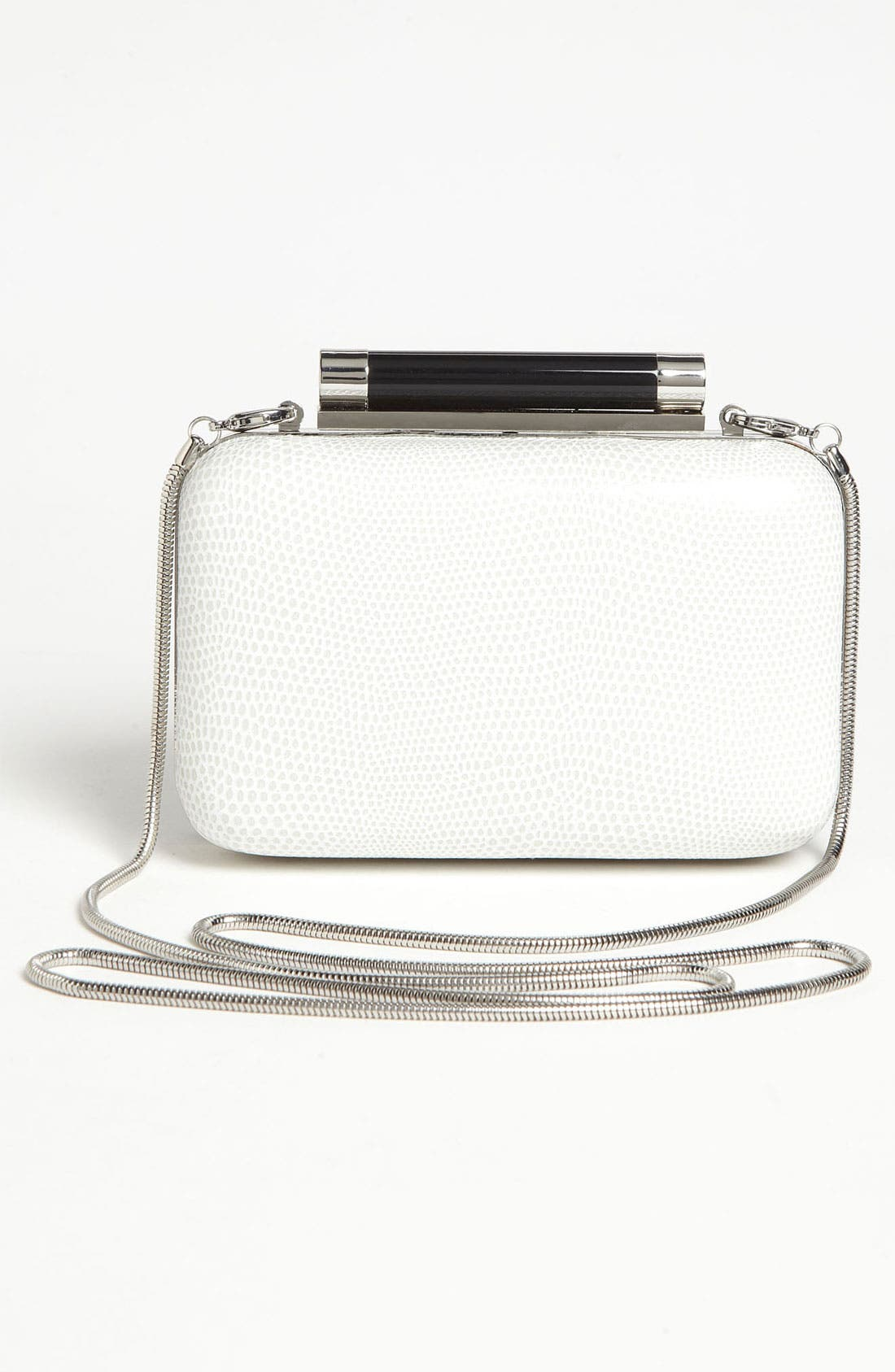 Alternate Image 4  - Diane von Furstenberg 'Tonda - Small' Embossed Clutch