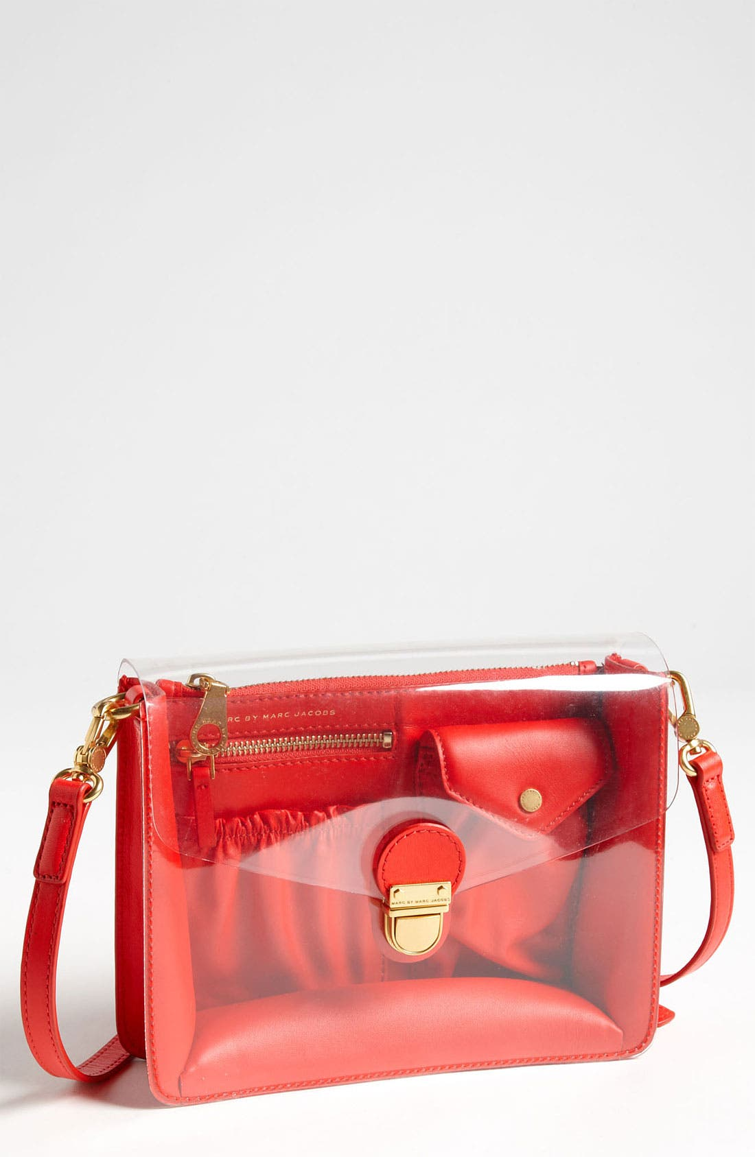 Main Image - MARC BY MARC JACOBS 'Clearly' Crossbody Bag
