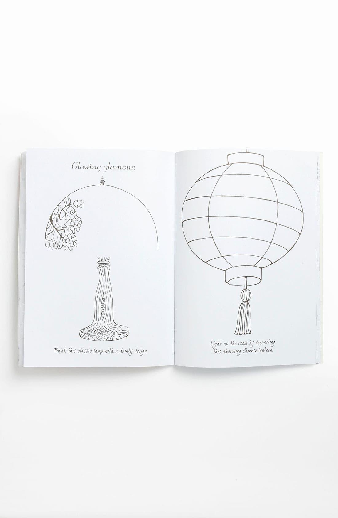 Alternate Image 2  - 'Dream House Doodles' Book (Girls)