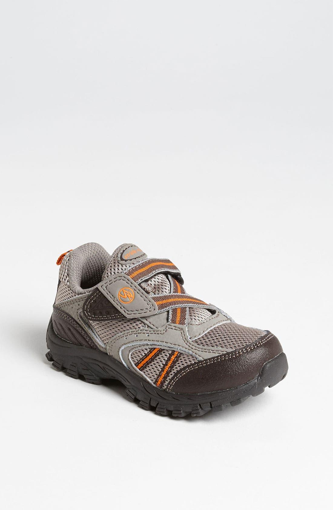 Alternate Image 1 Selected - Stride Rite 'Clayton' Sneaker (Toddler)