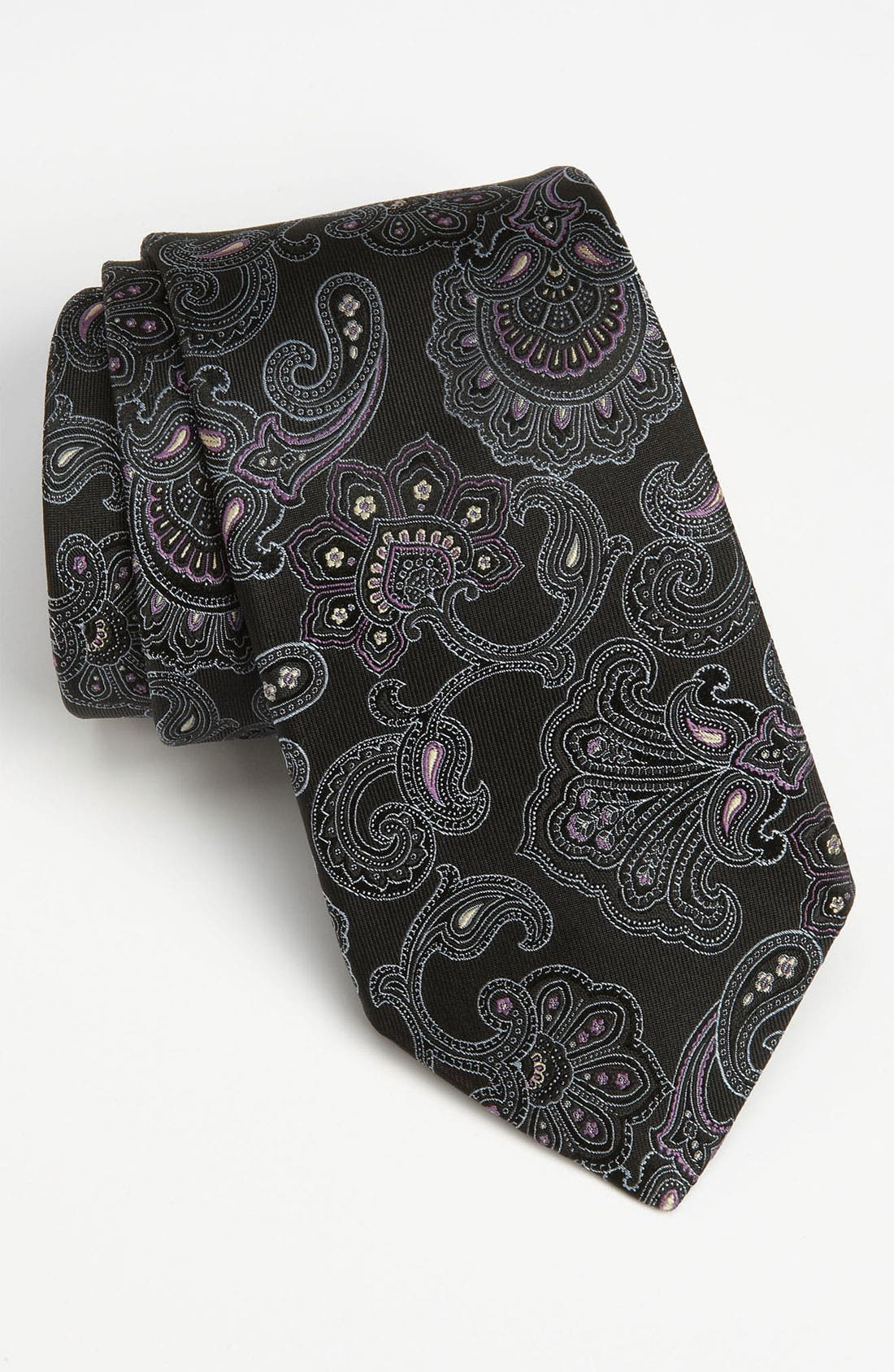 Alternate Image 1 Selected - John W. Nordstrom Woven Silk Tie