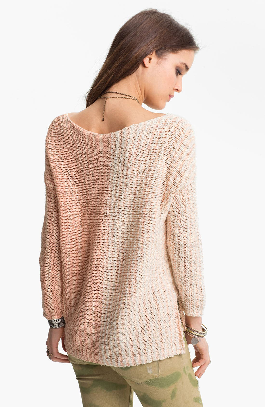 Alternate Image 2  - Free People 'I'm Cool with Stripes' Sweater