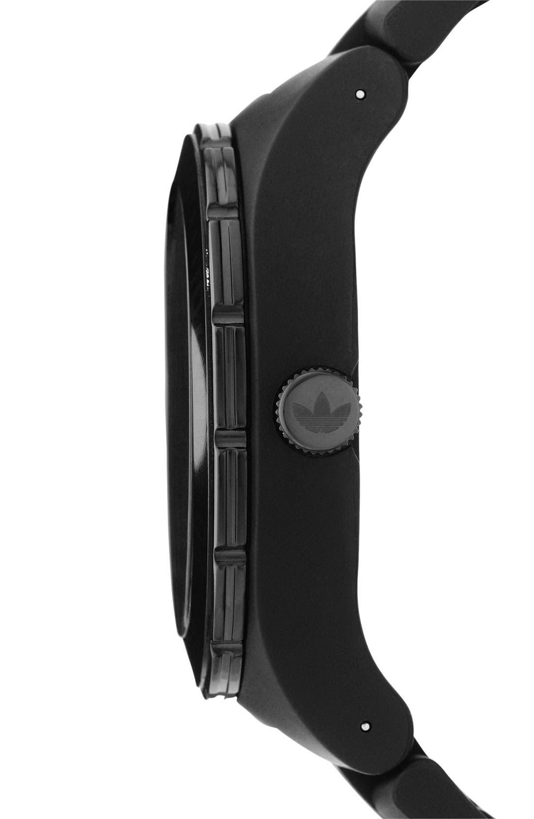 Alternate Image 2  - adidas Originals 'Melbourne' Round Bracelet Watch