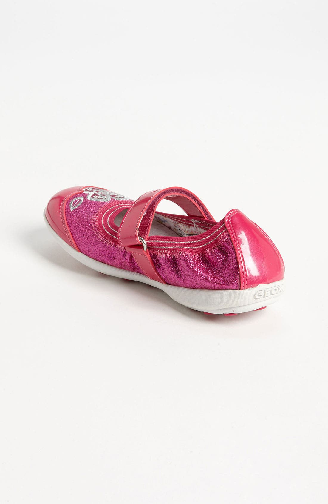 Alternate Image 2  - Geox Junior 'Jodie' Mary Jane Sneaker (Toddler & Little Kid)