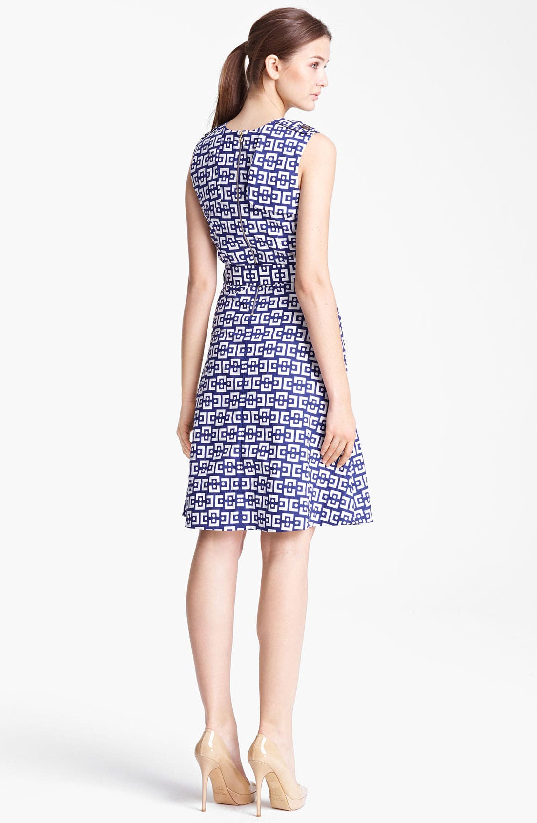 Alternate Image 2  - Marni Belted Geo Print Dress