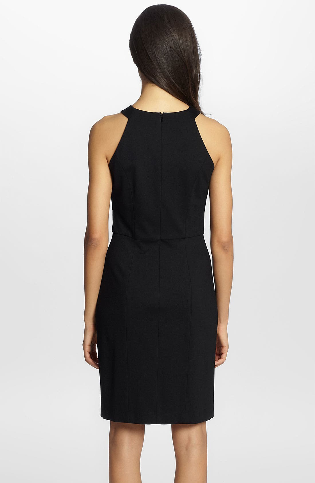 Alternate Image 2  - Cynthia Steffe 'Sophia' Front Cutout Sheath Dress