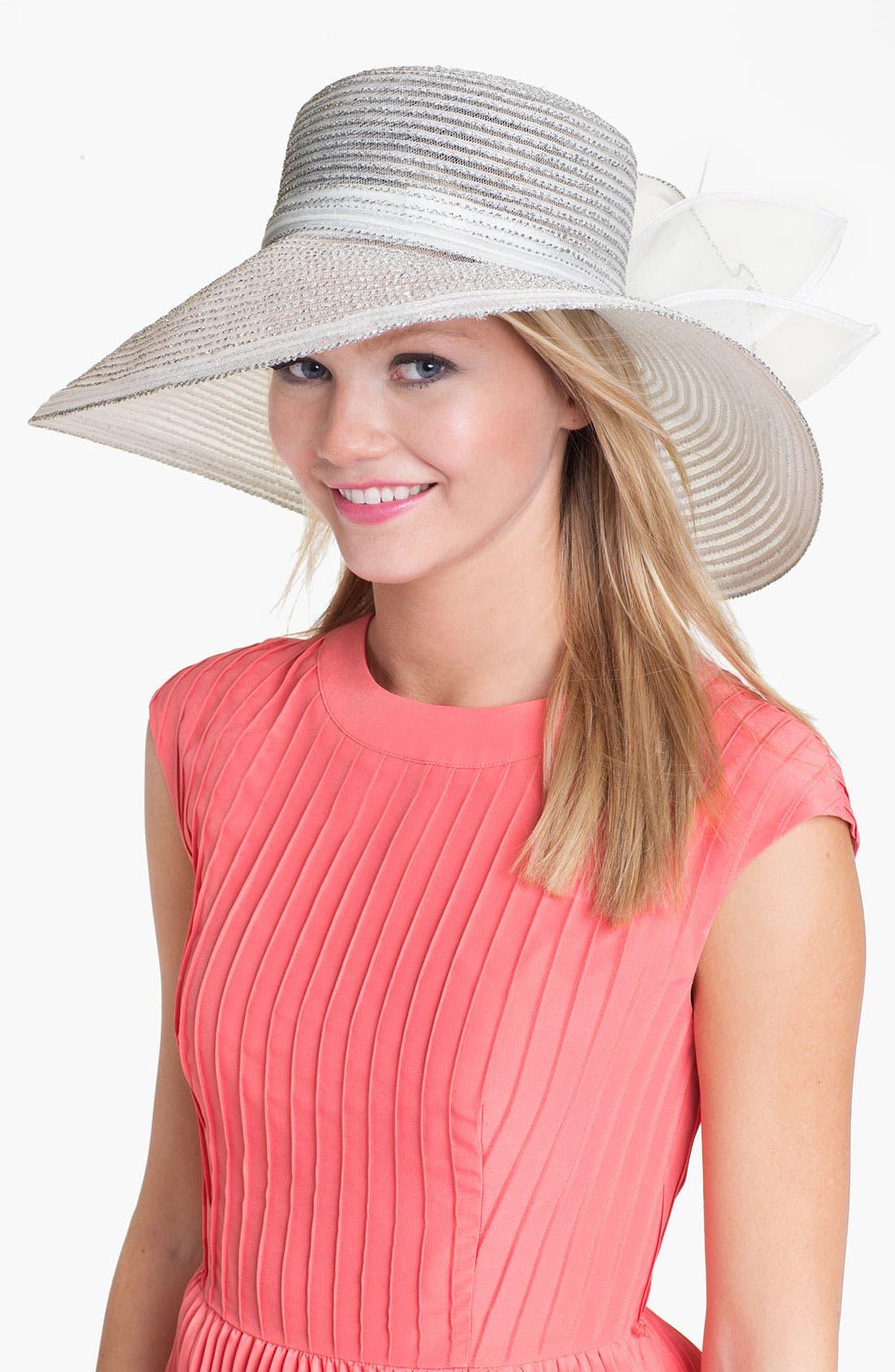 Alternate Image 1 Selected - August Hat 'Diamond Romantic' Hat
