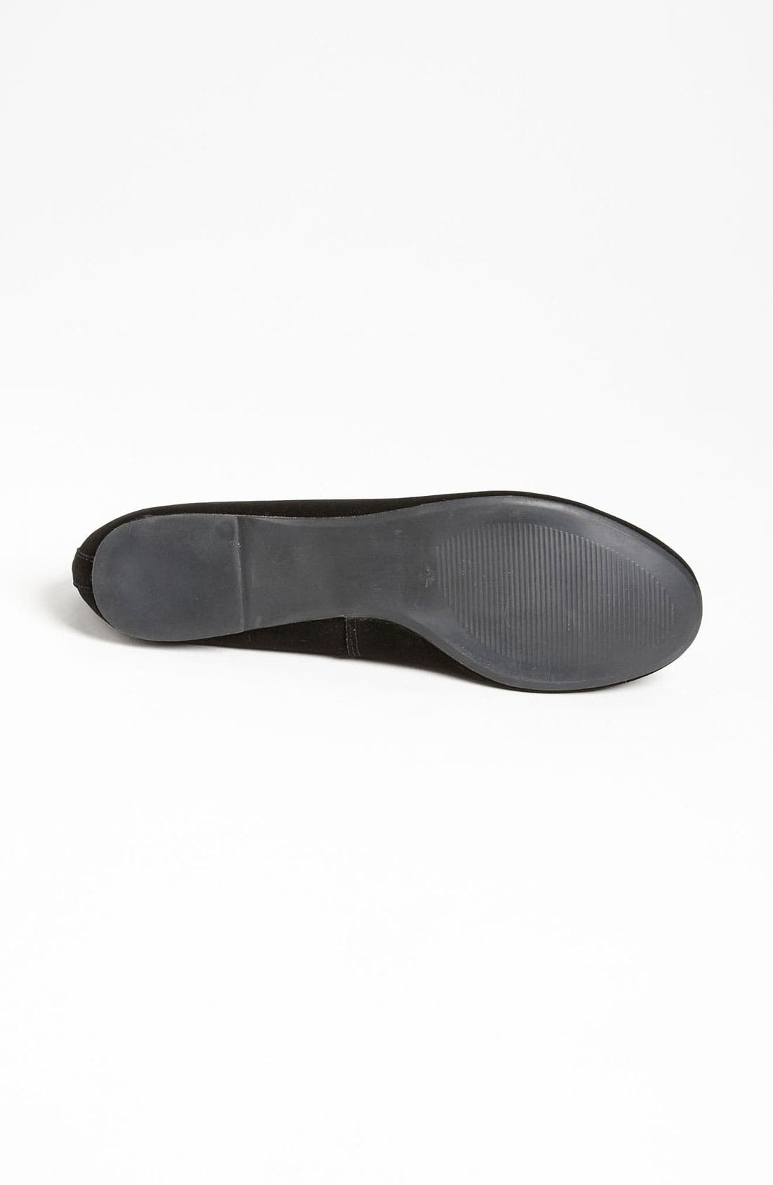 Alternate Image 4  - Topshop 'Mex' Velvet Slipper