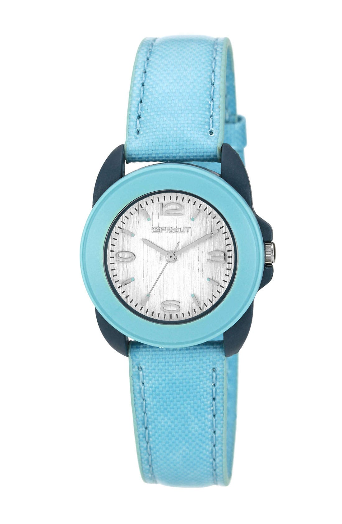 Alternate Image 1 Selected - SPROUT™ Watches Color Bezel Watch, 22mm
