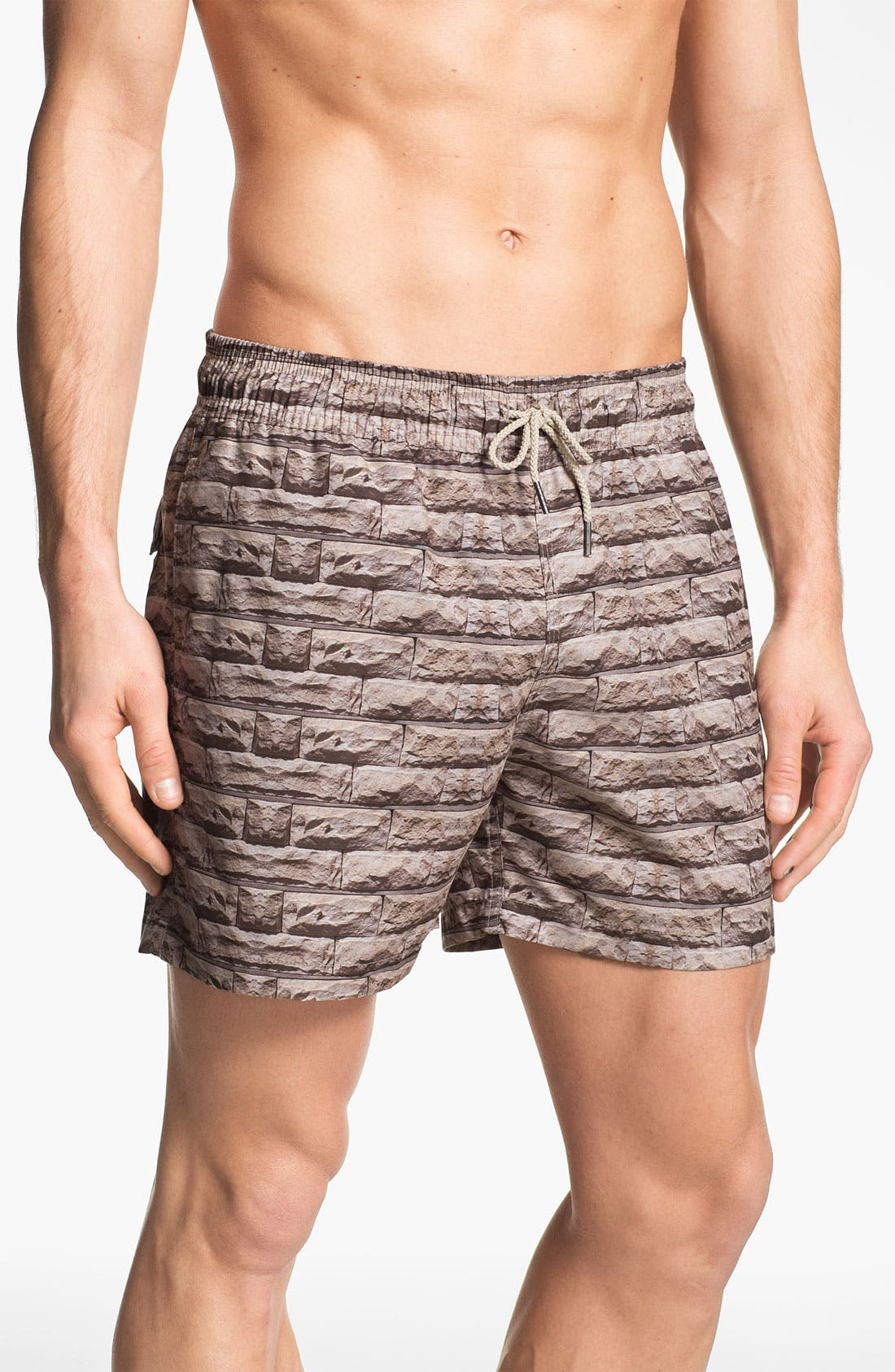 Main Image - Venroy Sydney Swim Trunks