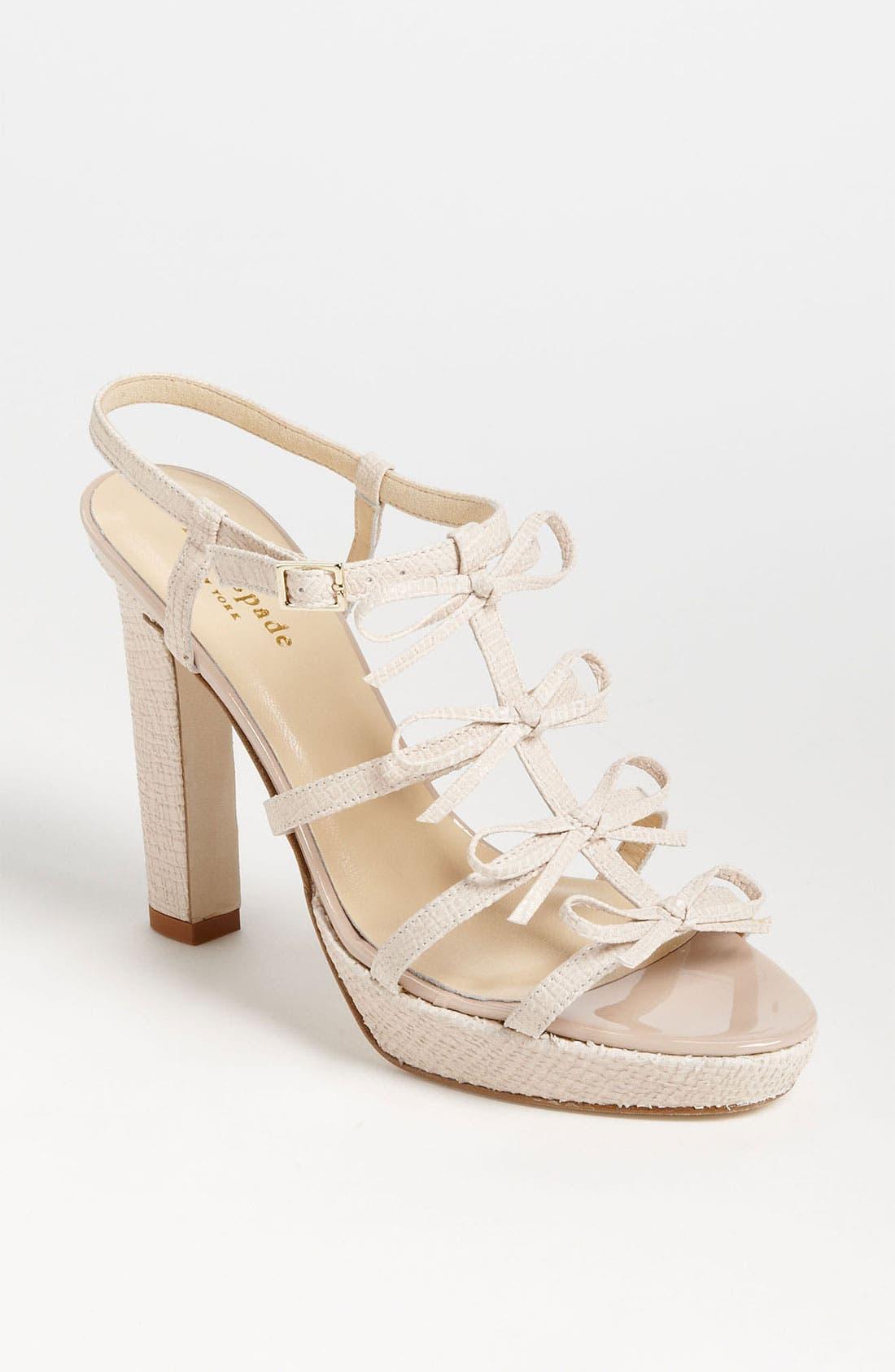 Alternate Image 1 Selected - kate spade new york 'baylyn' sandal