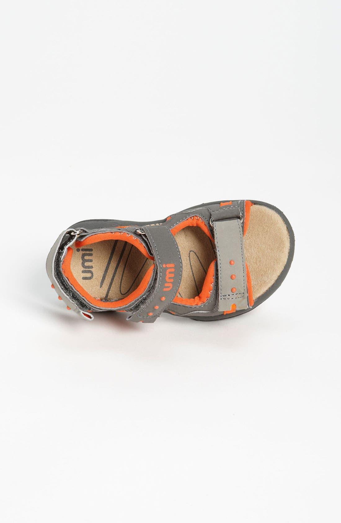 Alternate Image 3  - Umi 'Laren' Sandal (Walker, Toddler, Little Kid & Big Kid)
