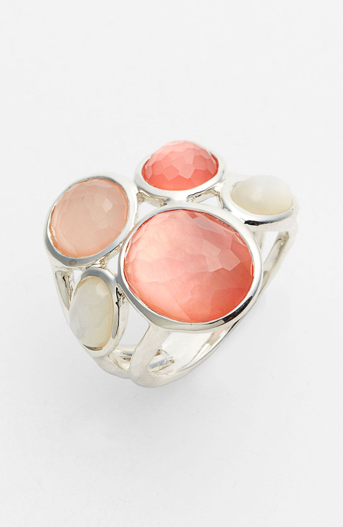 Alternate Image 1 Selected - Ippolita 'Wonderland' Cluster Statement Ring (Nordstrom Exclusive)