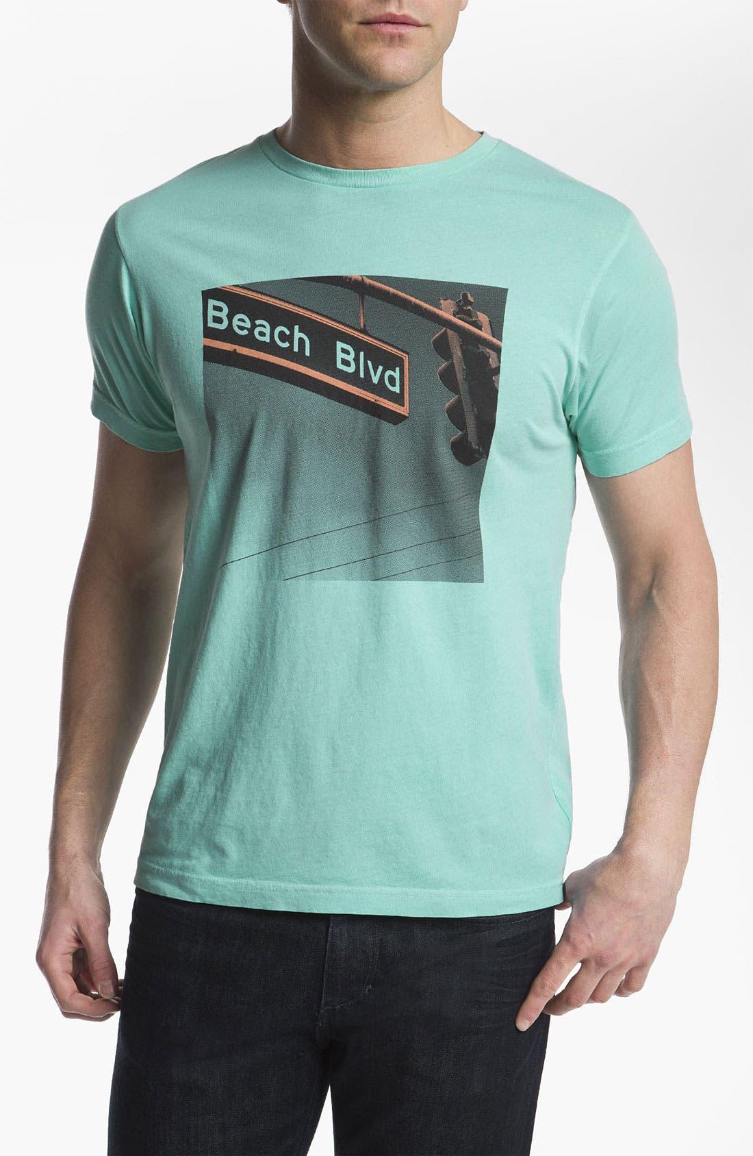 Main Image - Warriors of Radness 'Beach Blvd' T-Shirt