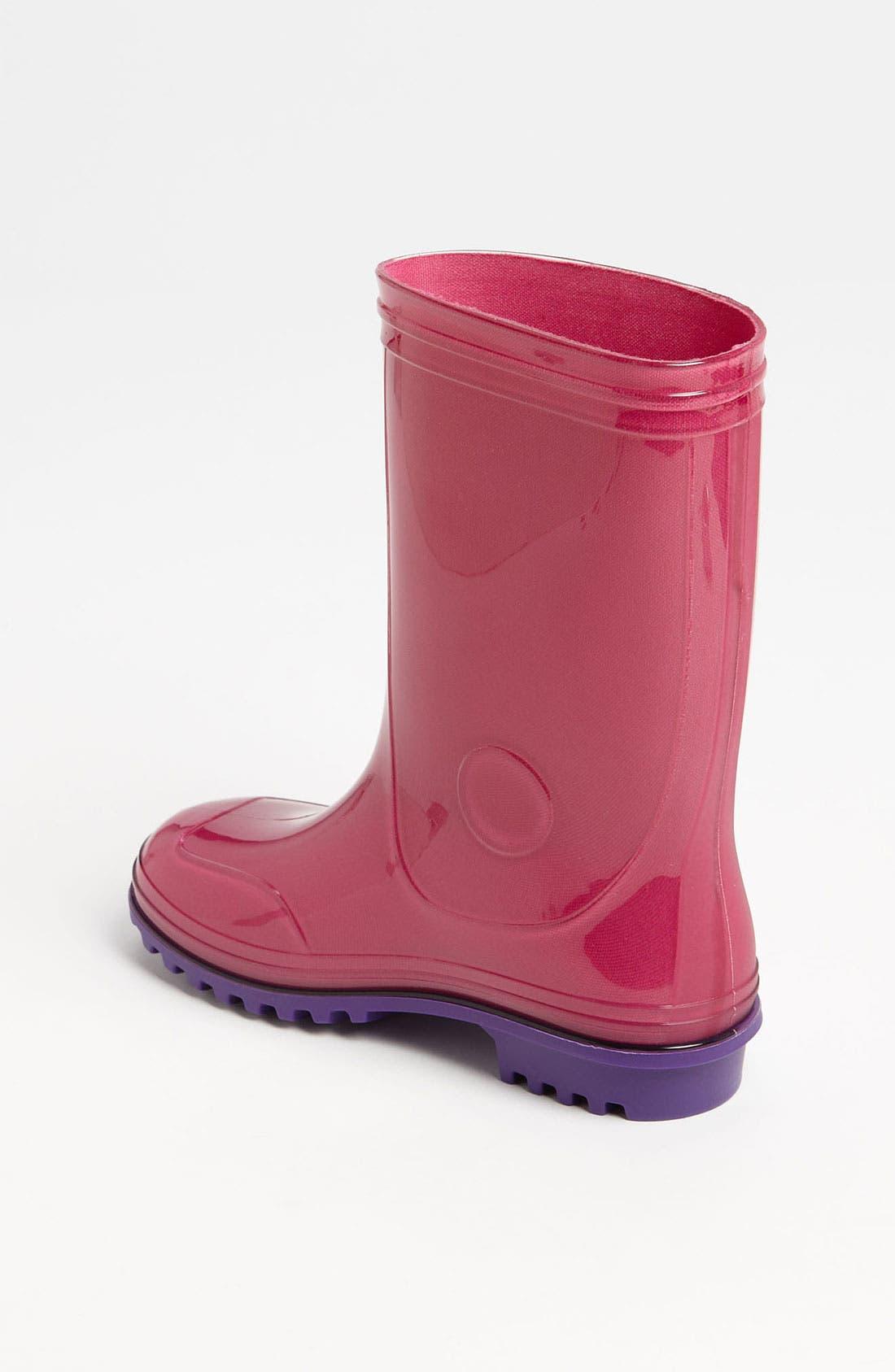 Alternate Image 2  - Kamik 'Sunshower' Rain Boot (Toddler & Little Kid)