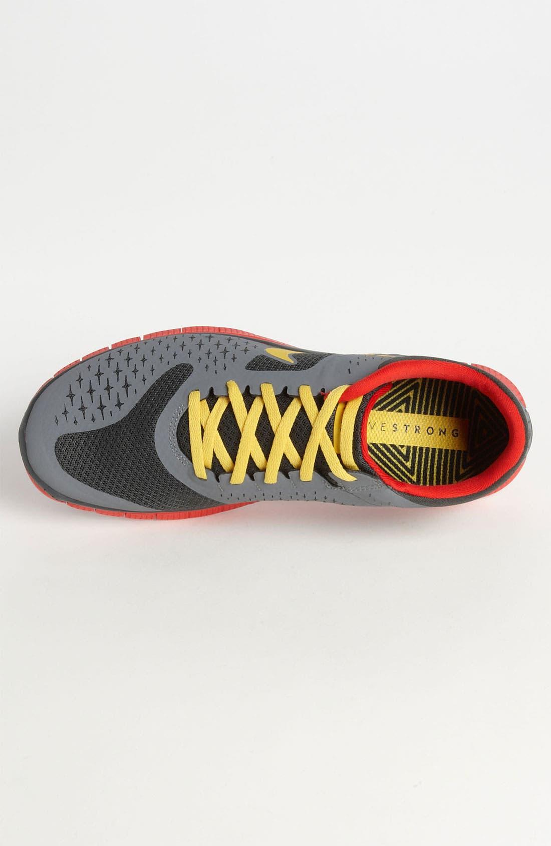 Alternate Image 3  - Nike 'Free 4.0 V2 LAF' Running Shoe (Men)