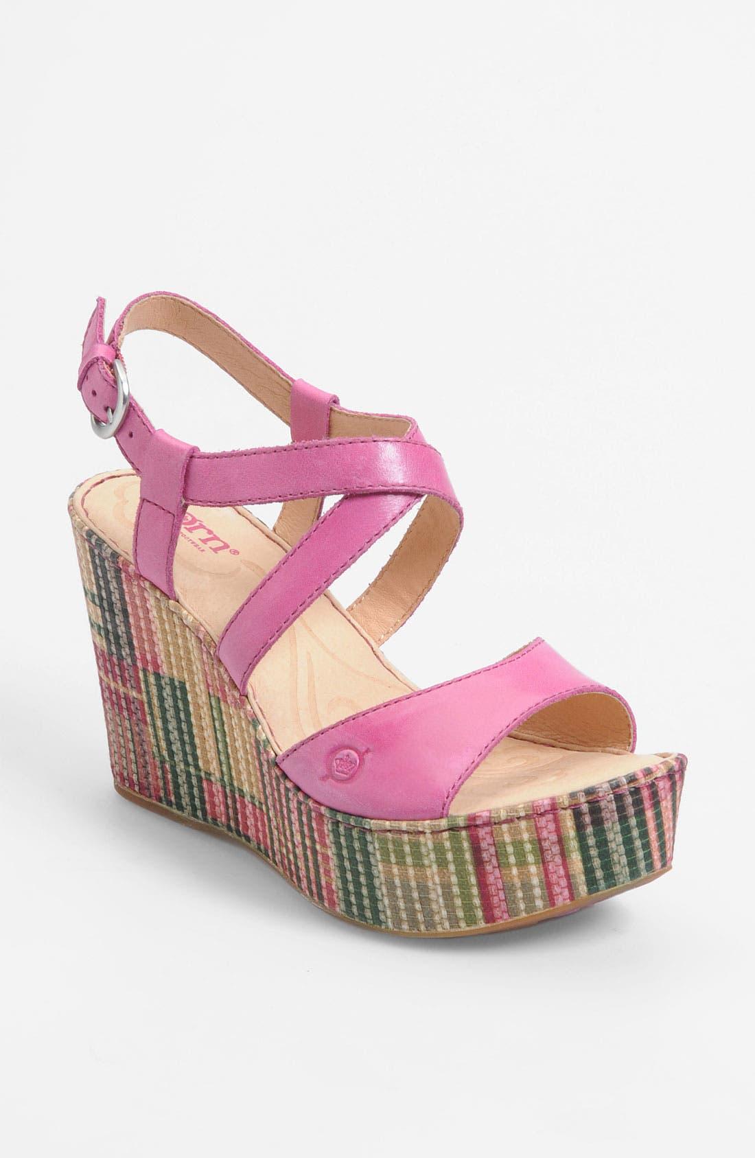 Main Image - Børn 'Caicos' Sandal