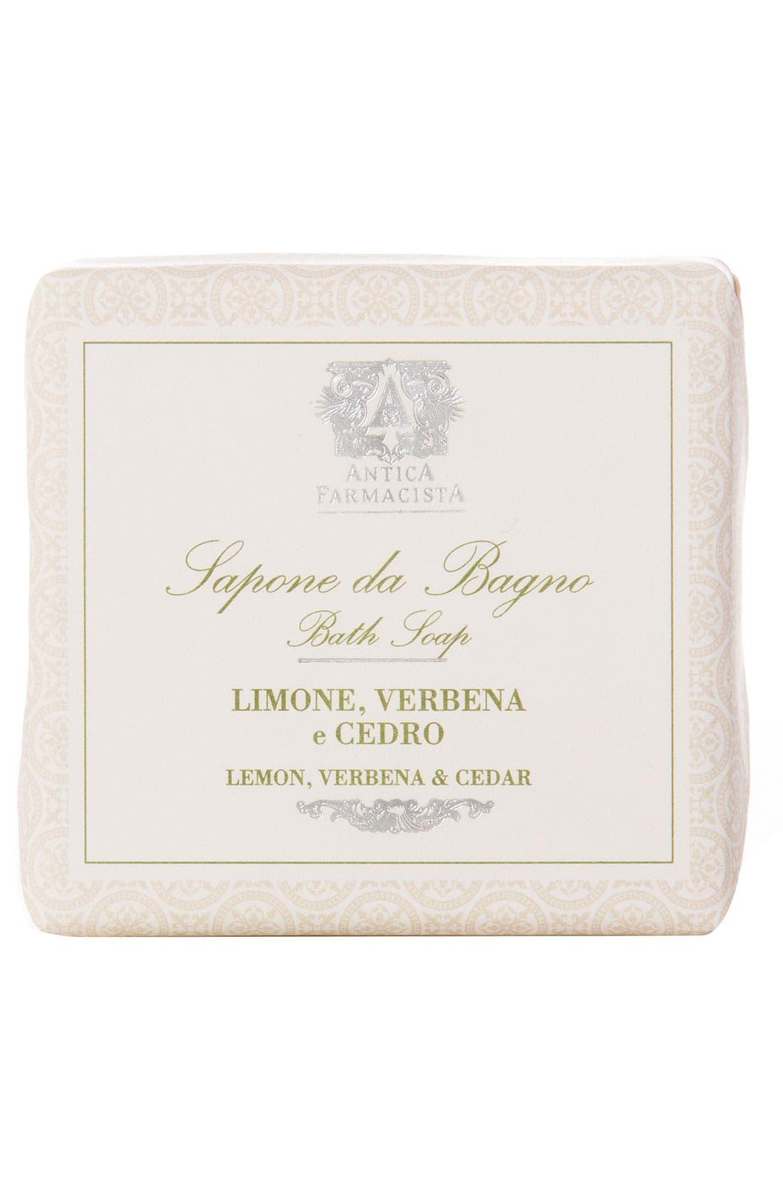 Antica Farmacista 'Lemon, Verbena & Cedar' Bar Soap