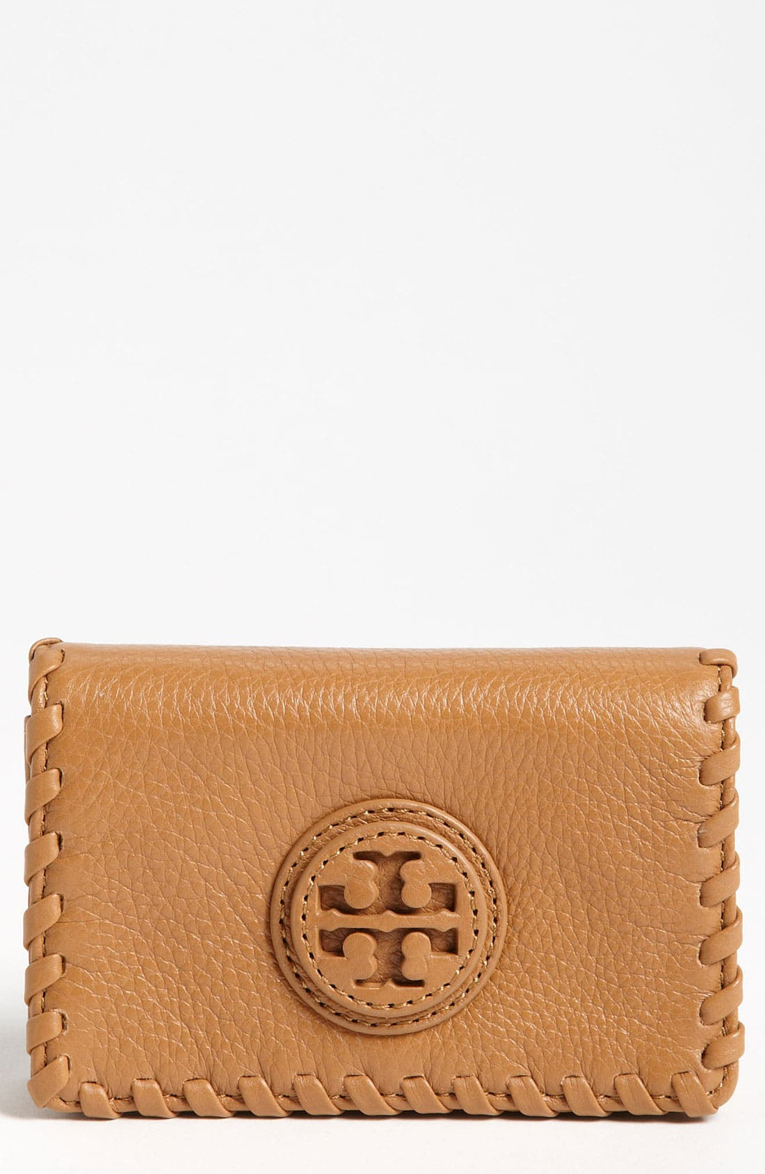 Alternate Image 1 Selected - Tory Burch 'Marion' Foldable Card Case