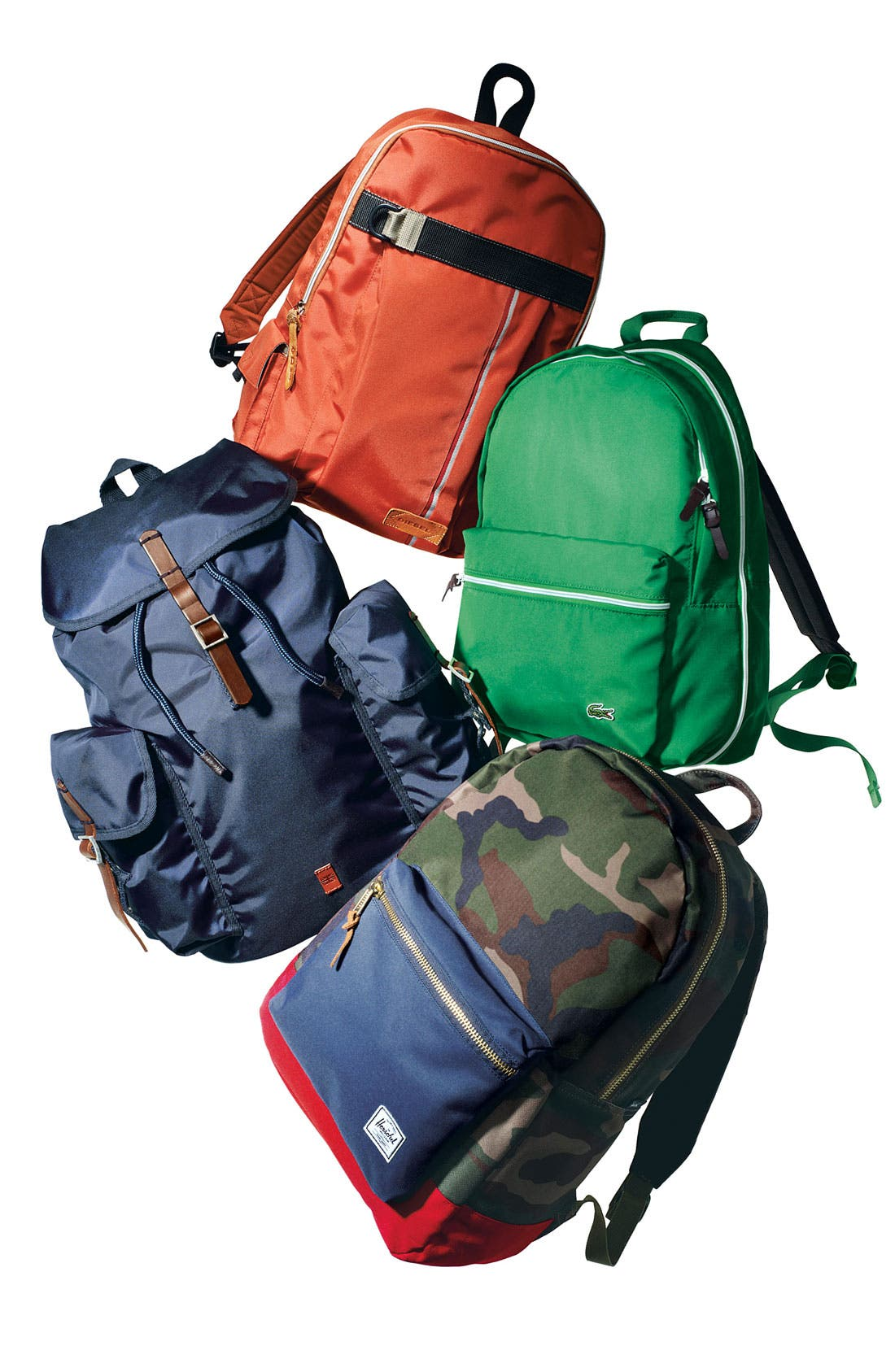 Alternate Image 5  - Lacoste Backpack