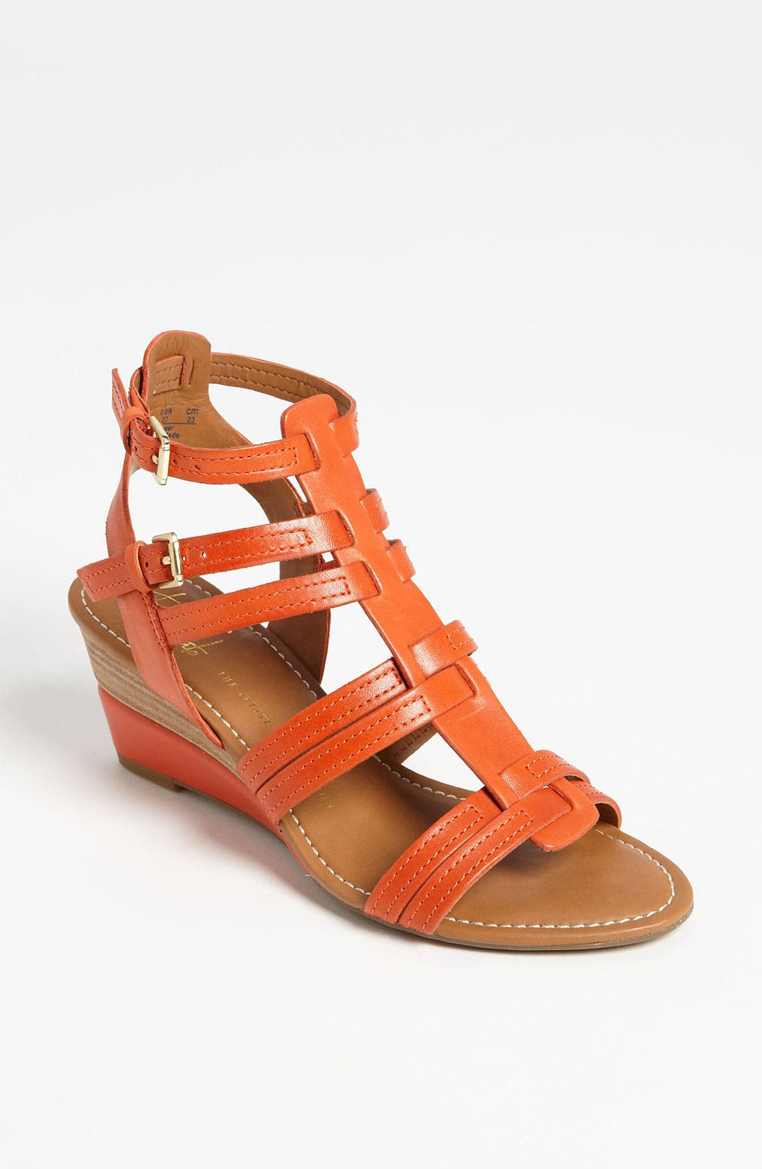 Alternate Image 1 Selected - Franco Sarto 'Era' Wedge Sandal