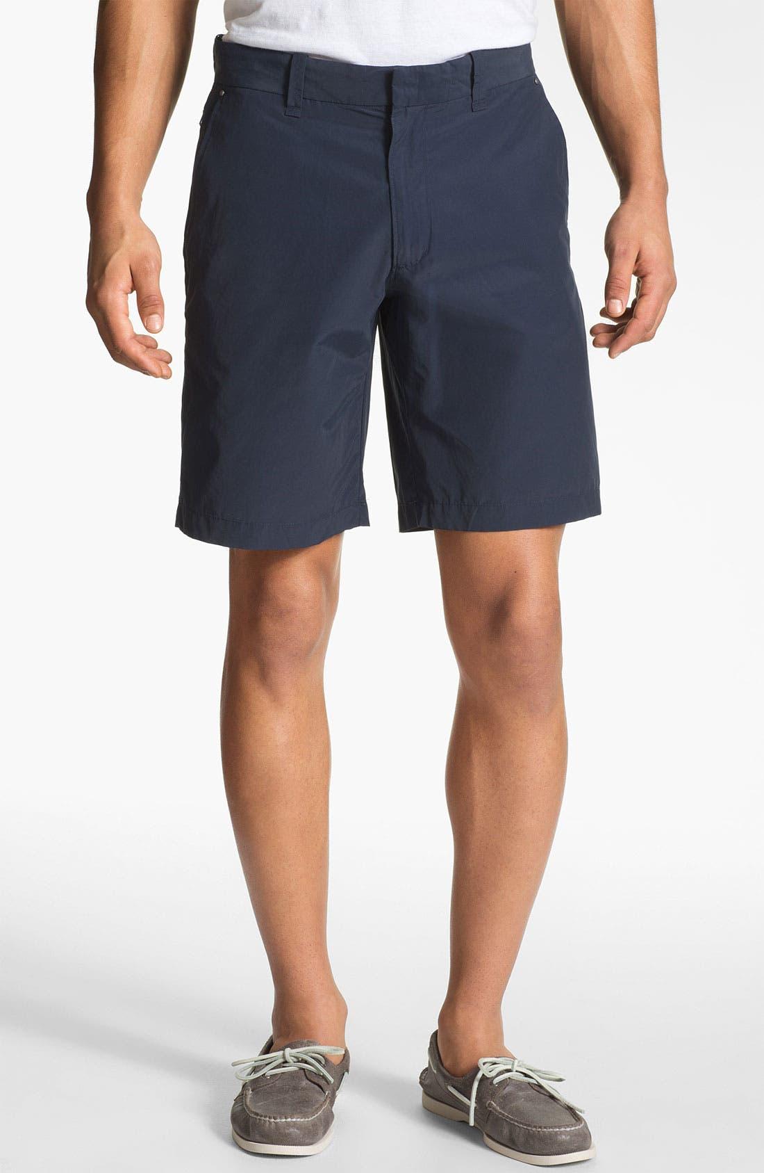 Main Image - Victorinox Swiss Army® 'Mason' Flat Front Shorts