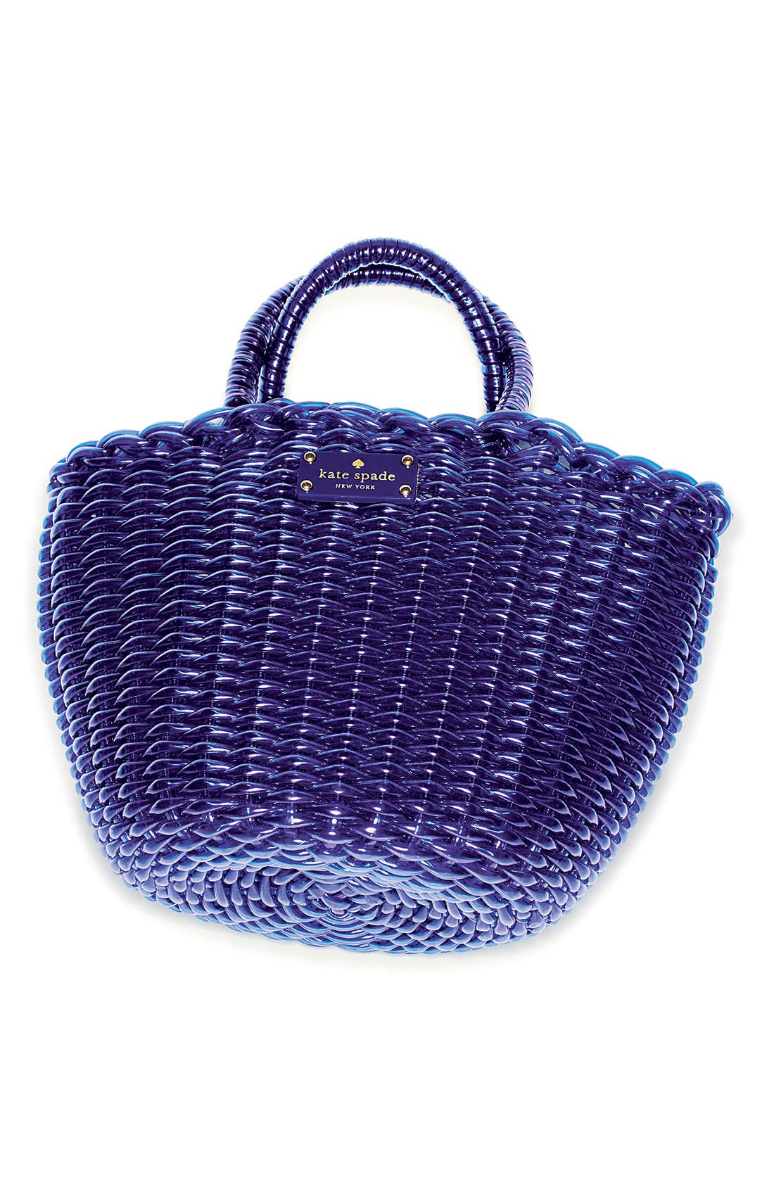 Alternate Image 6  - kate spade new york 'beach club - beth' tote