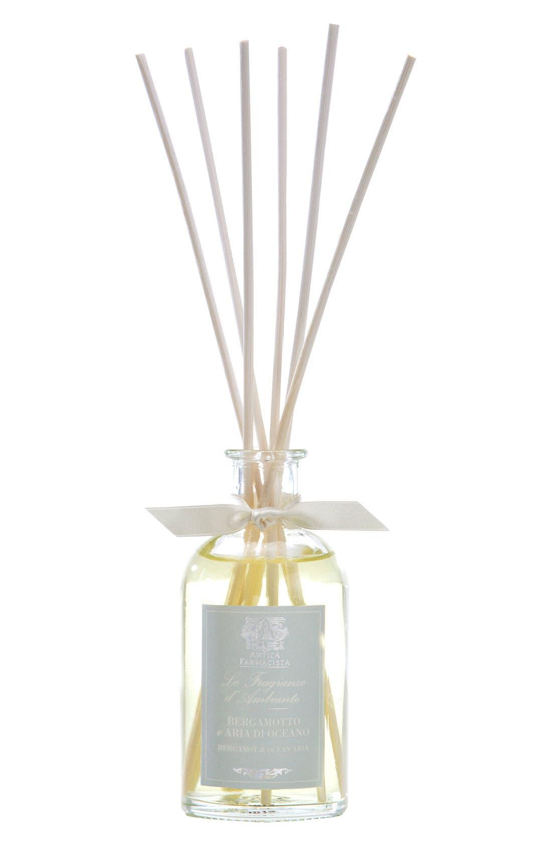 Bergamot & Ocean Aria Home Ambiance Perfume,                             Main thumbnail 1, color,                             No Color