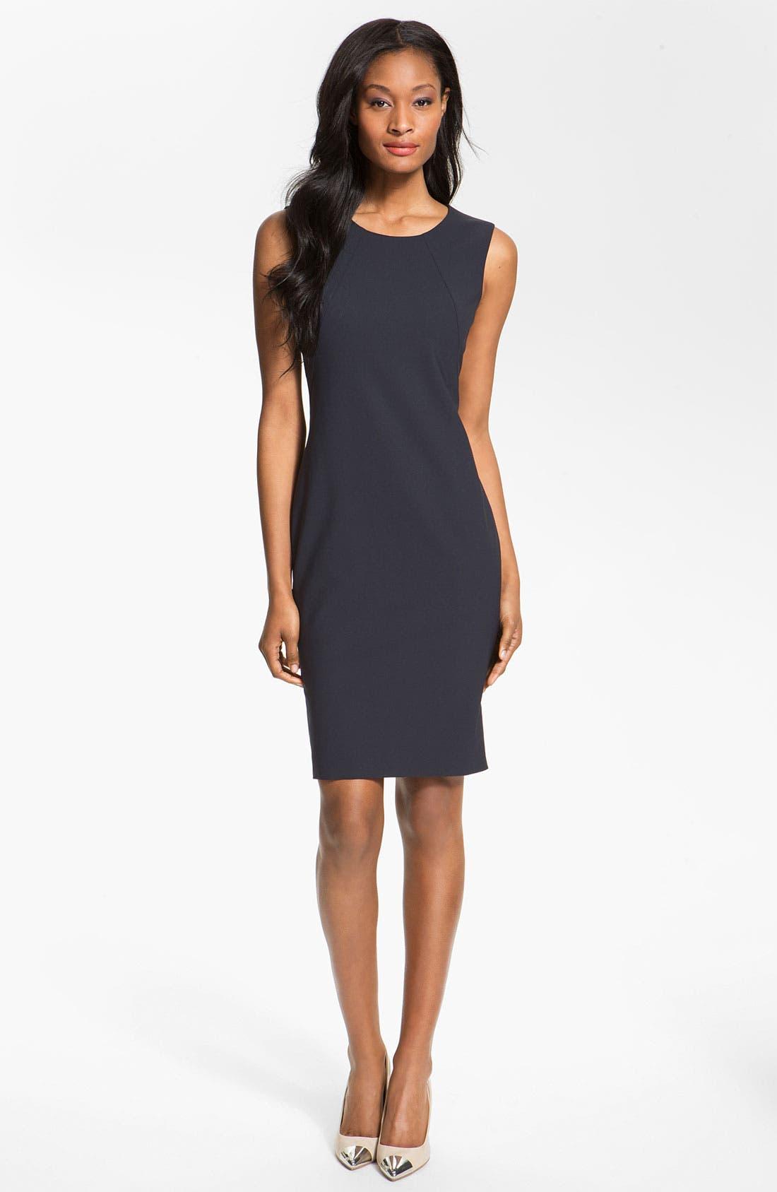 Alternate Image 1 Selected - BOSS HUGO BOSS 'Dallasa' Dress