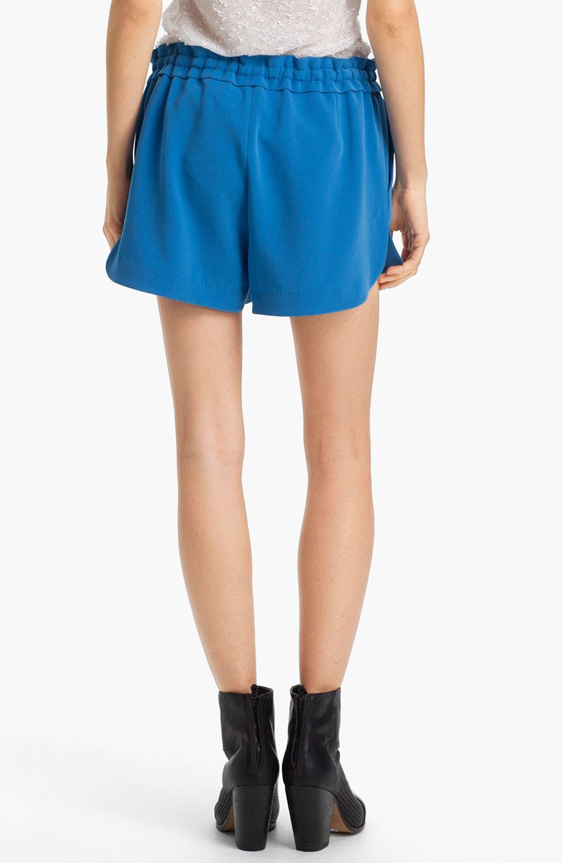Alternate Image 2  - rag & bone 'Ivette' Drawstring Shorts