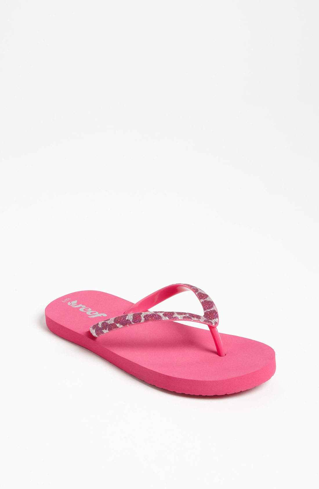 Alternate Image 1 Selected - REEF LITTLE STARGAZER LUXE SANDAL