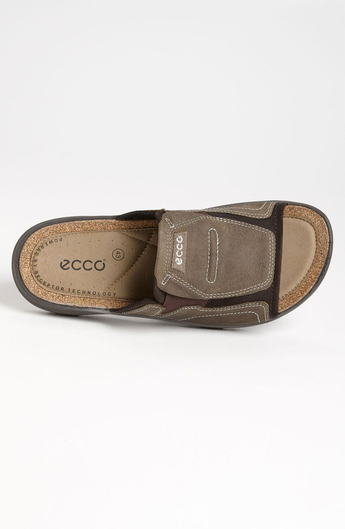 Alternate Image 3  - ECCO 'Costa' Slide   (Men)