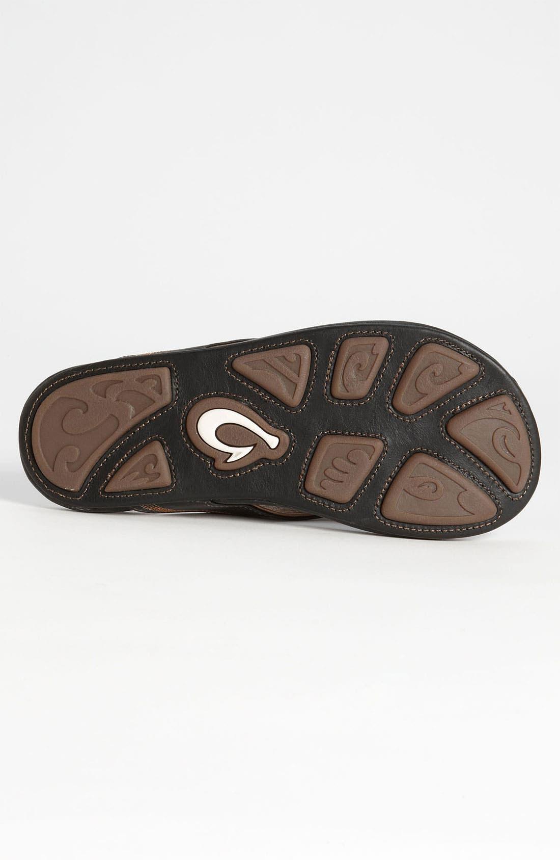 Alternate Image 4  - OluKai 'Manini' Flip Flop (Men)