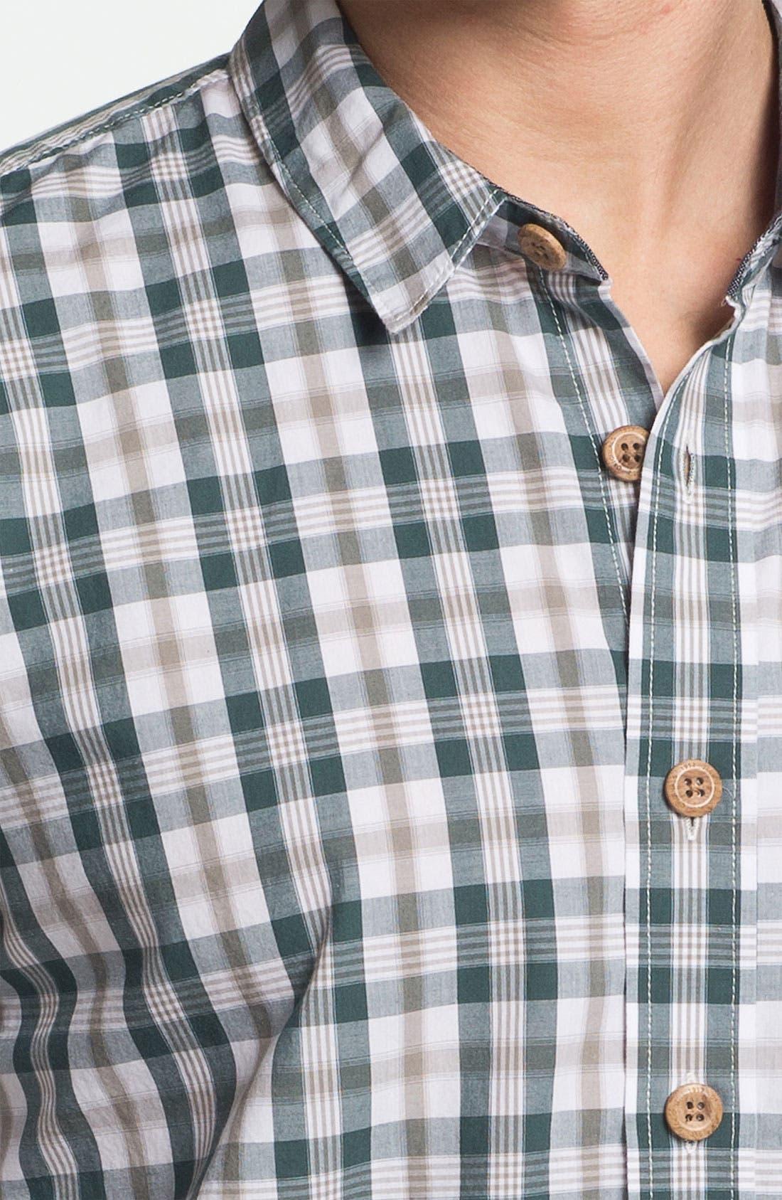 Alternate Image 3  - Jack O'Neill 'Thurston' Regular Fit Short Sleeve Sport Shirt