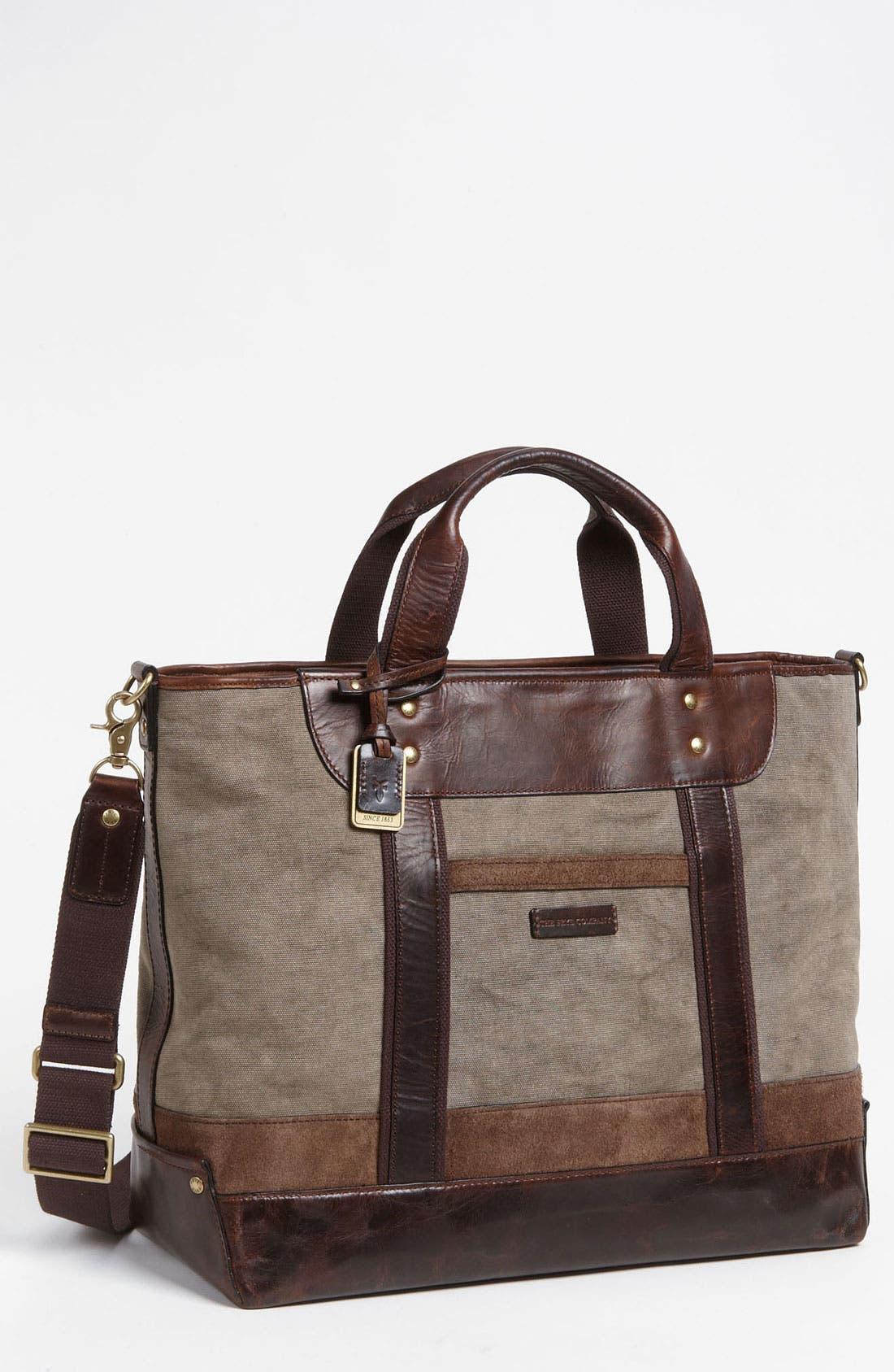 Alternate Image 1 Selected - Frye 'Harvey' Tote Bag