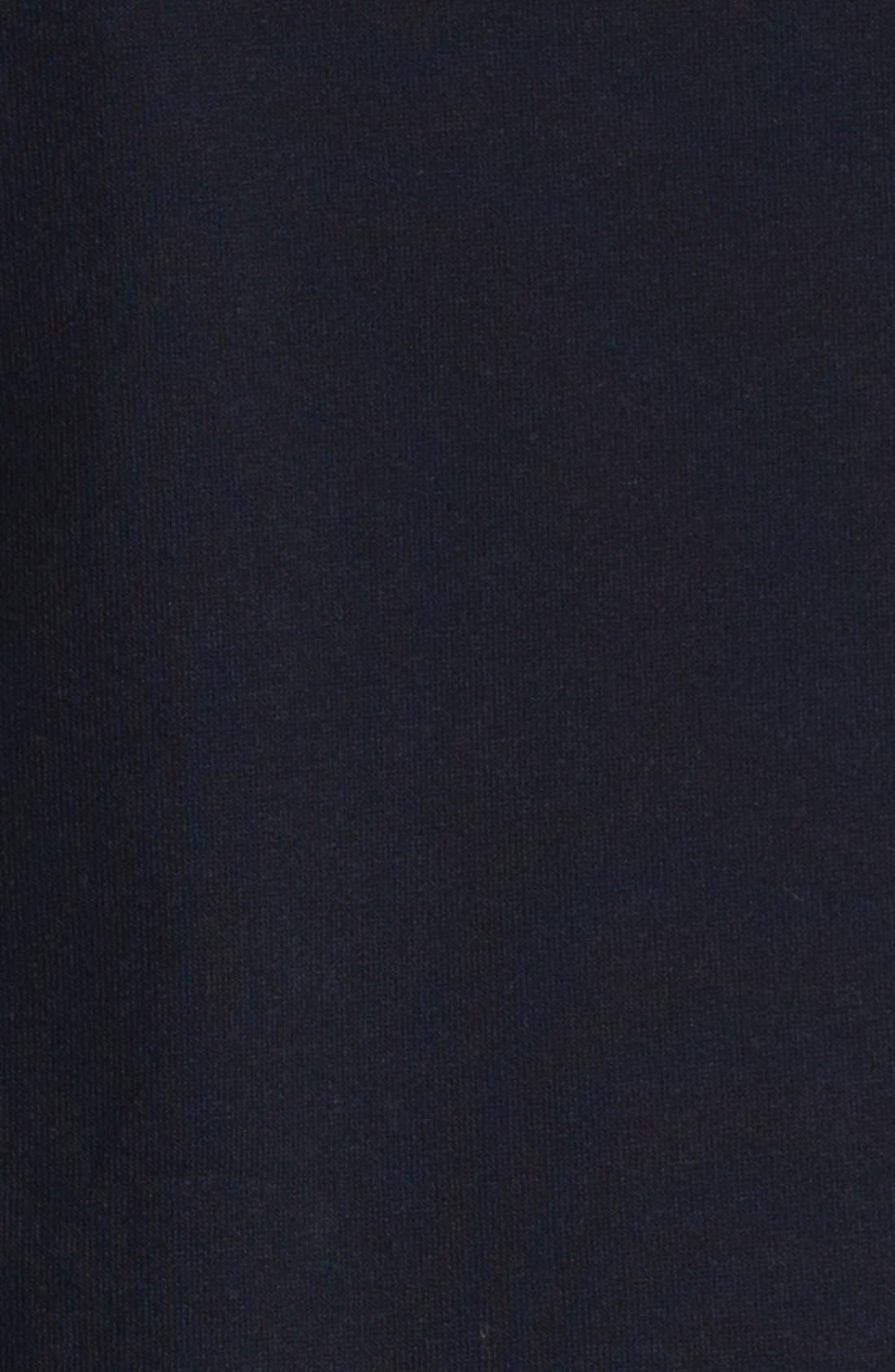 Alternate Image 3  - Ted Baker London 'Norush' Shawl Collar Sweatshirt