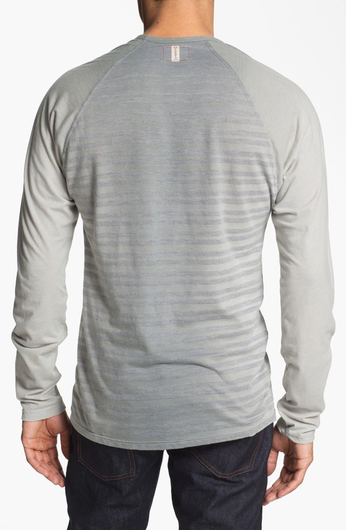 Alternate Image 2  - Gypsy 05 'Redondo' Henley T-Shirt