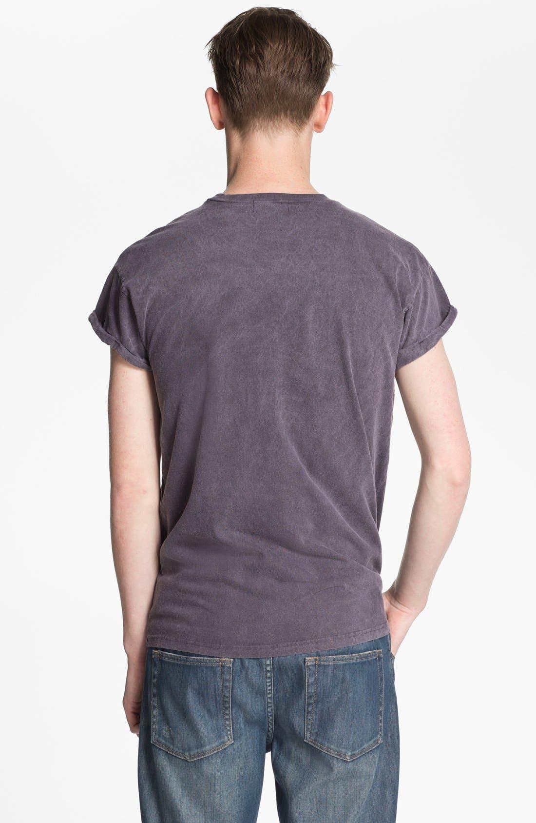 Alternate Image 2  - Topman 'Stars and Stripes' T-Shirt