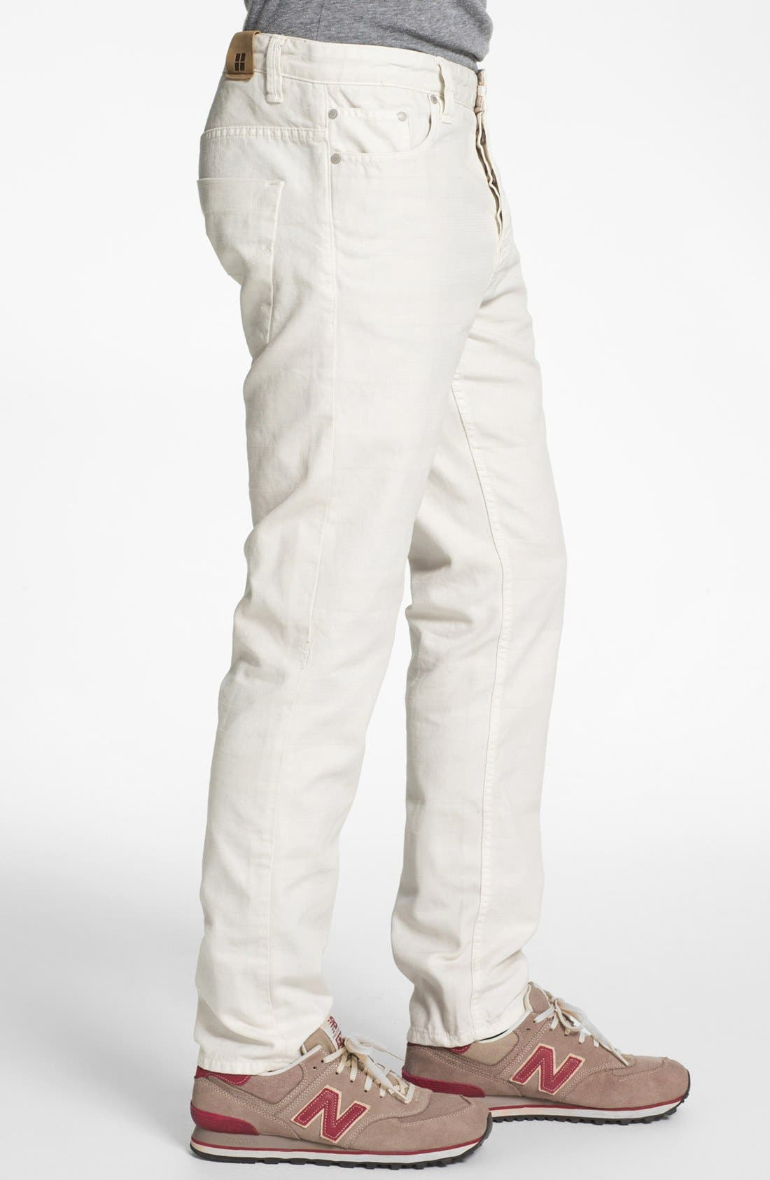 Alternate Image 3  - Insight 'Loose Joints' Slim Leg Jeans (Stoned)