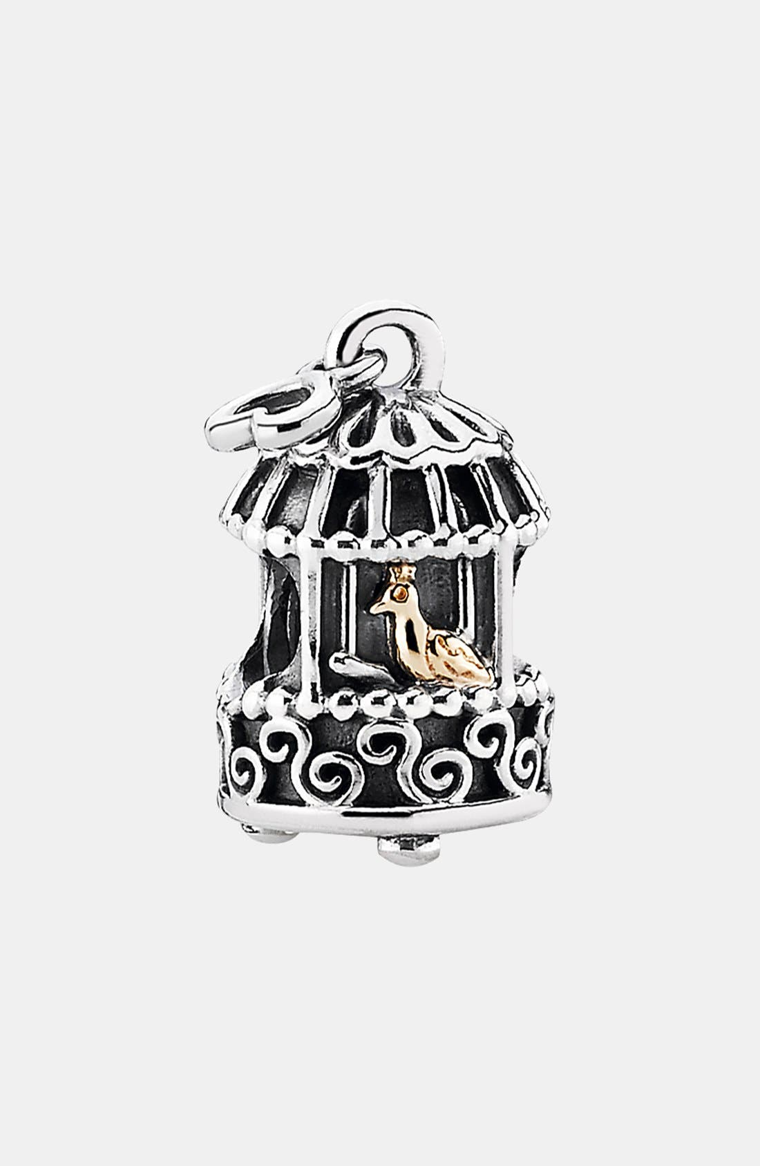 Alternate Image 1 Selected - PANDORA Songbird Charm