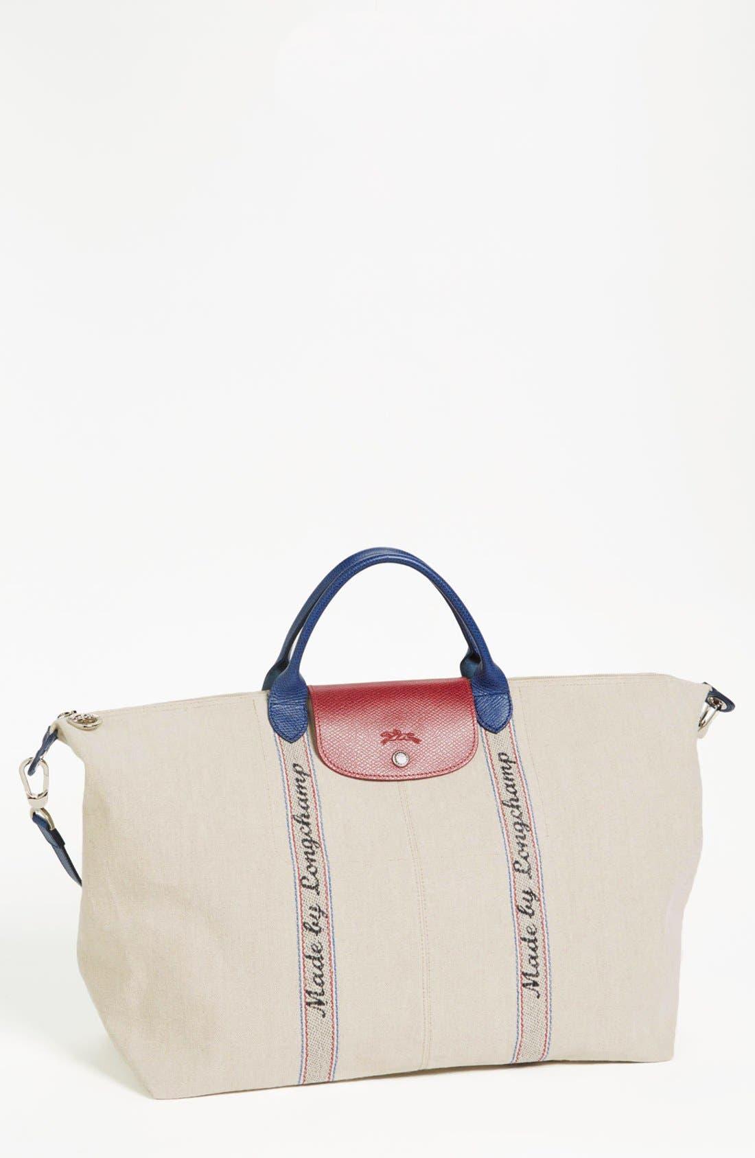 Main Image - Longchamp 'Made by Longchamp' Travel Tote