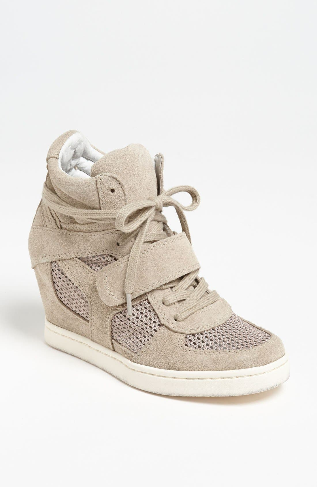 Main Image - Ash 'Cool Mesh' Wedge Sneaker