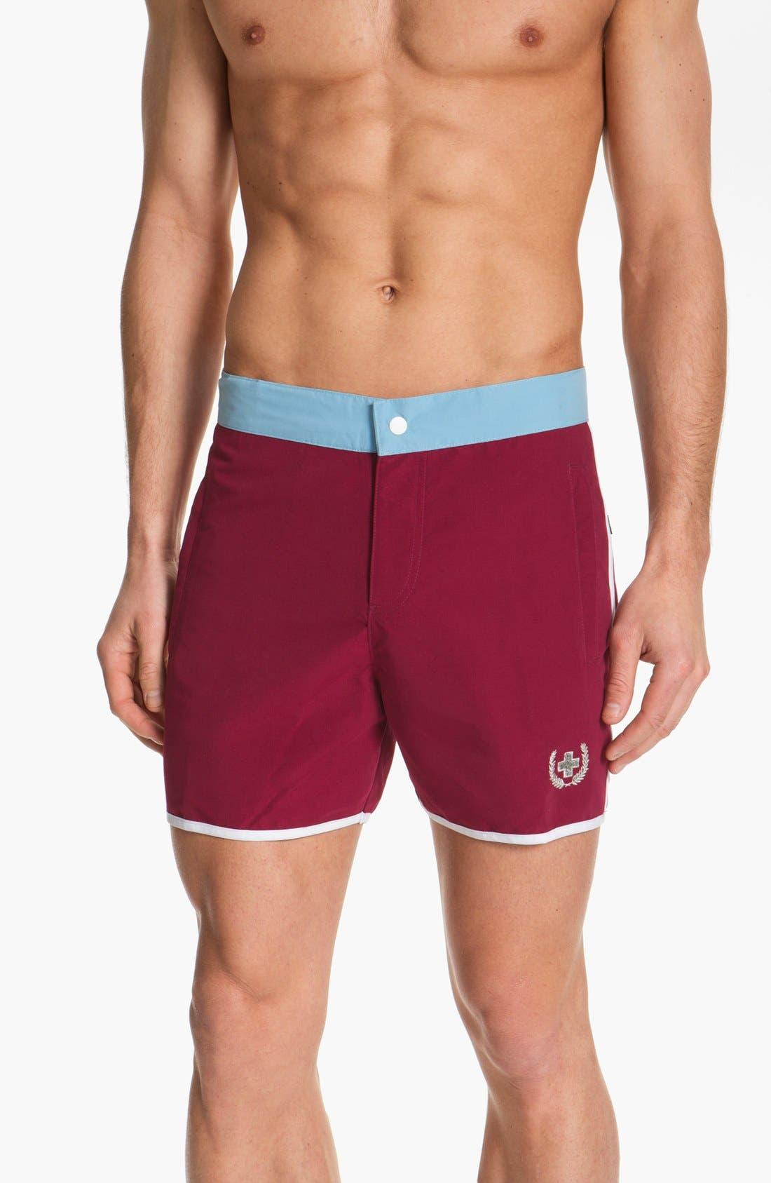 Alternate Image 1 Selected - Andrew Christian 'Palisades' Swim Shorts