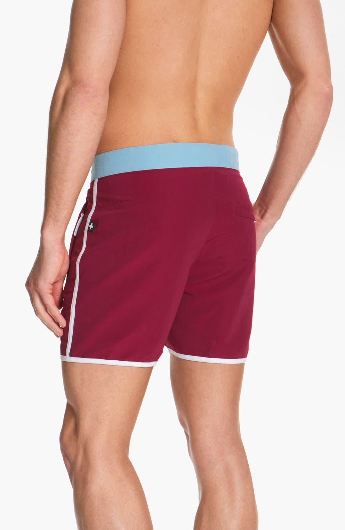 Alternate Image 2  - Andrew Christian 'Palisades' Swim Shorts