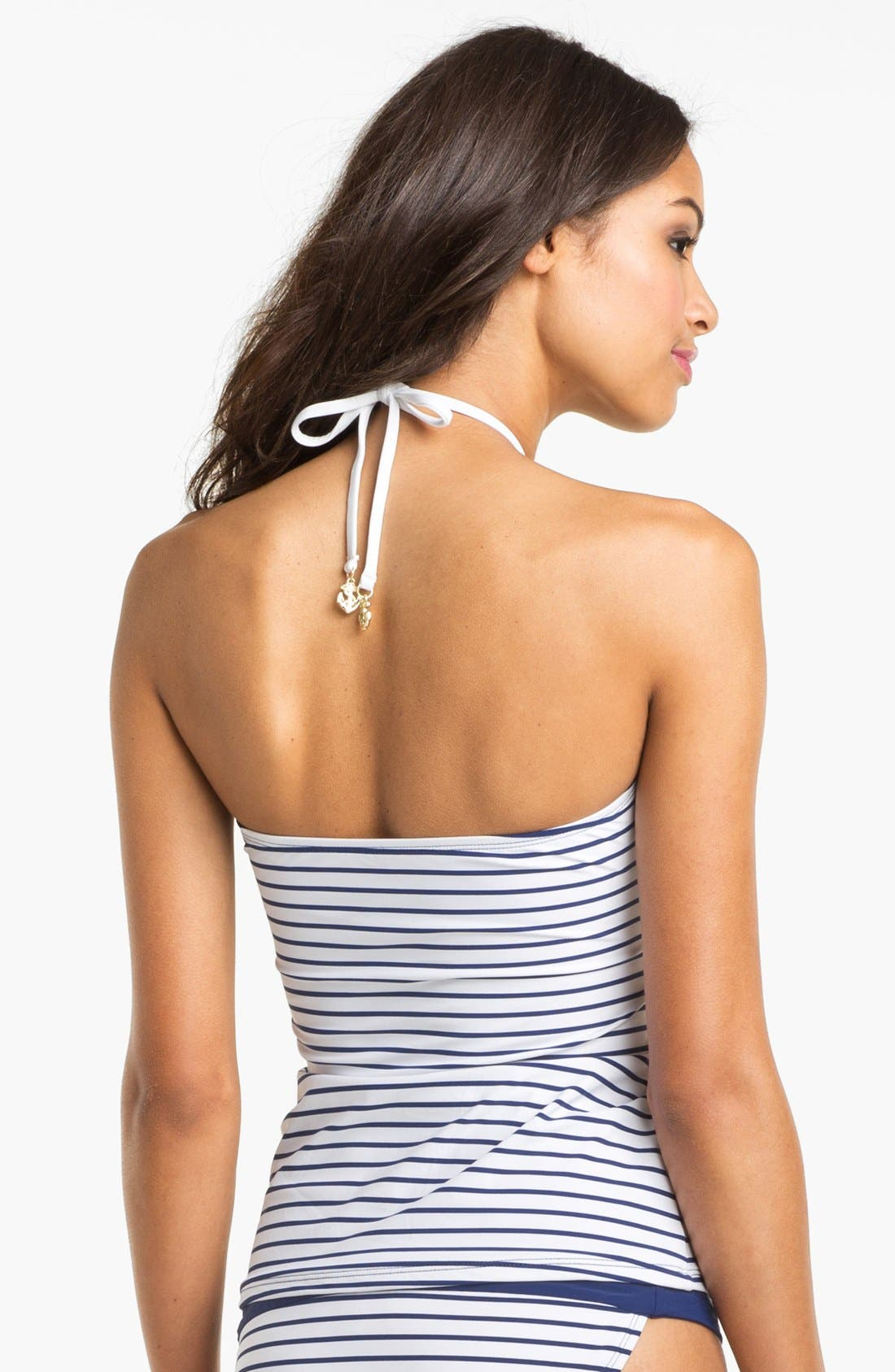 Alternate Image 2  - Sperry Top-Sider® Bandeau Tankini Top